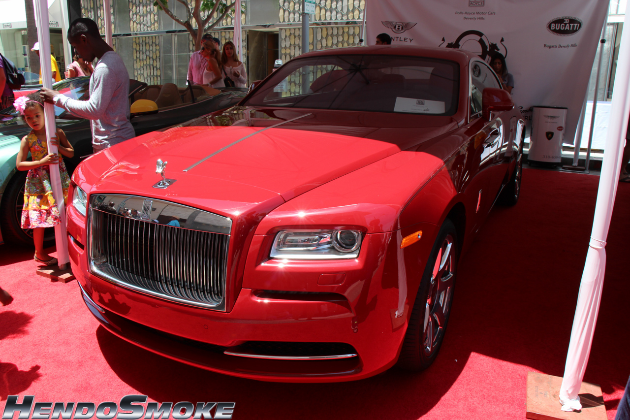 HendoSmoke - 2014 RODEO DRIVE CONCOURS D'ELEGANCE -107