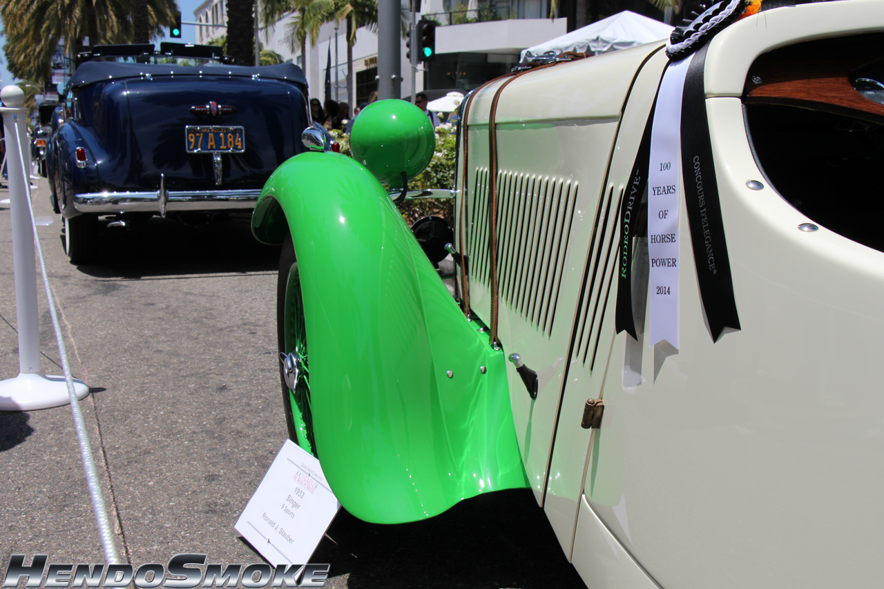 HendoSmoke - 2014 RODEO DRIVE CONCOURS D'ELEGANCE -233