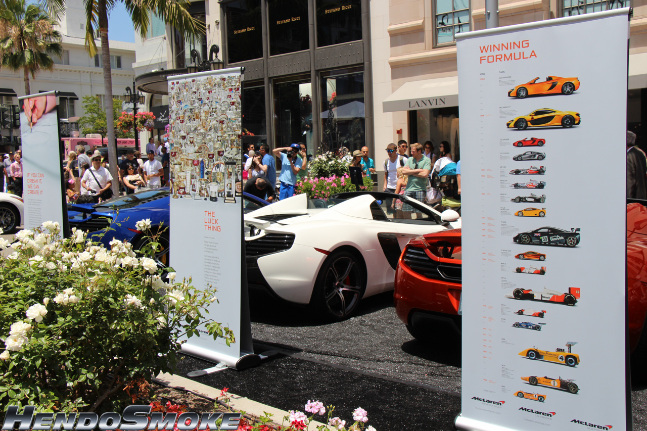 HendoSmoke - 2014 RODEO DRIVE CONCOURS D'ELEGANCE -286