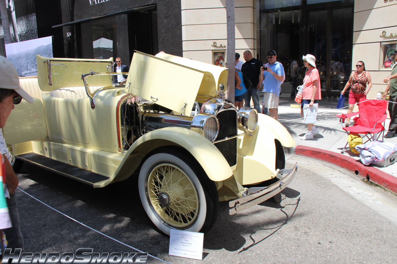 HendoSmoke - 2014 RODEO DRIVE CONCOURS D'ELEGANCE -319