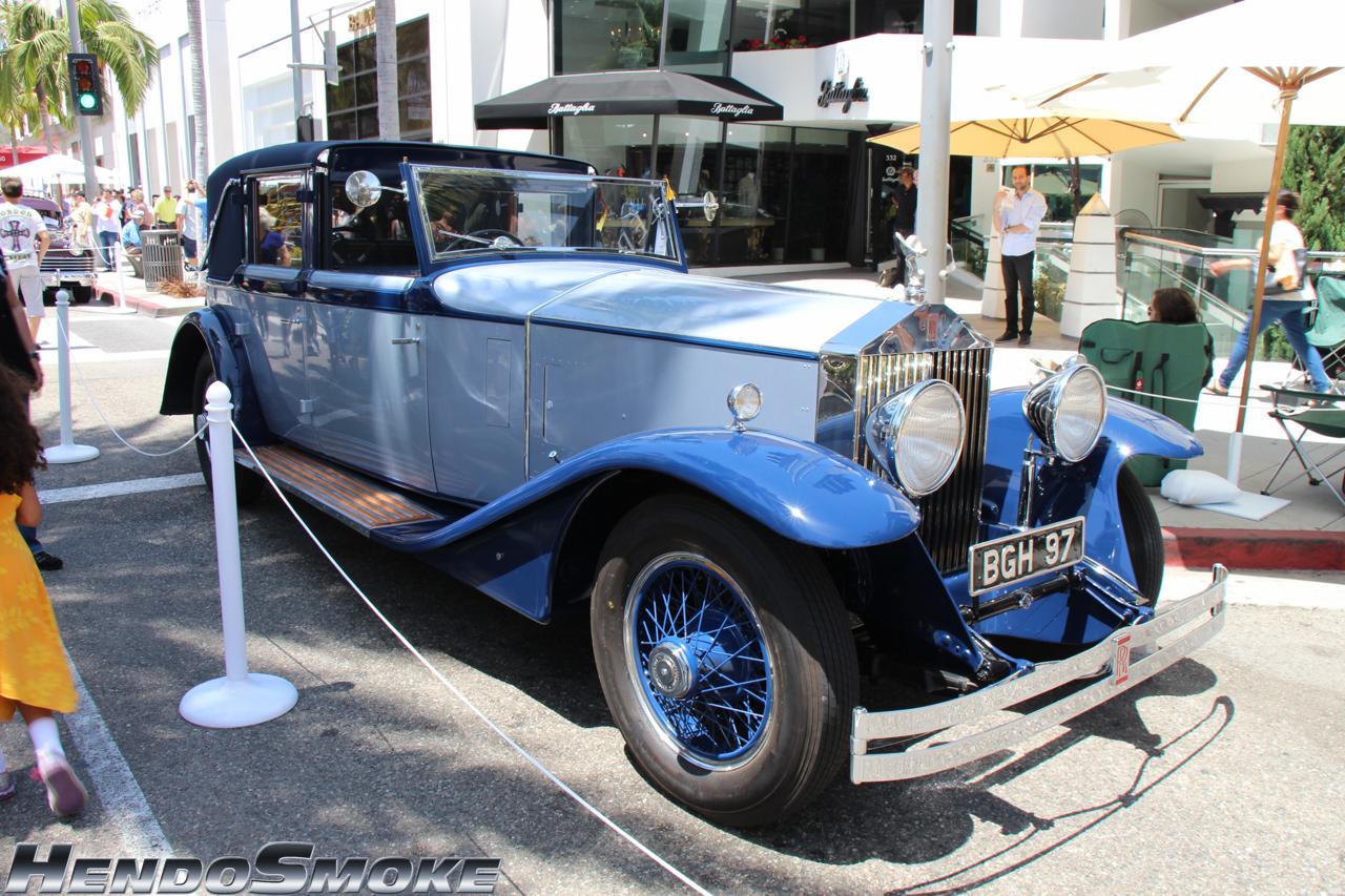 HendoSmoke - 2014 RODEO DRIVE CONCOURS D'ELEGANCE -323