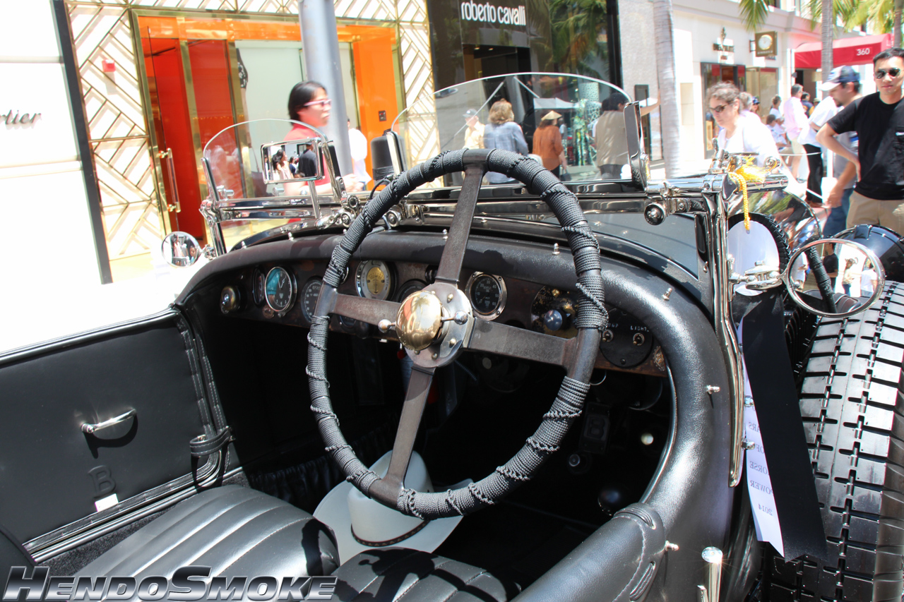HendoSmoke - 2014 RODEO DRIVE CONCOURS D'ELEGANCE -350