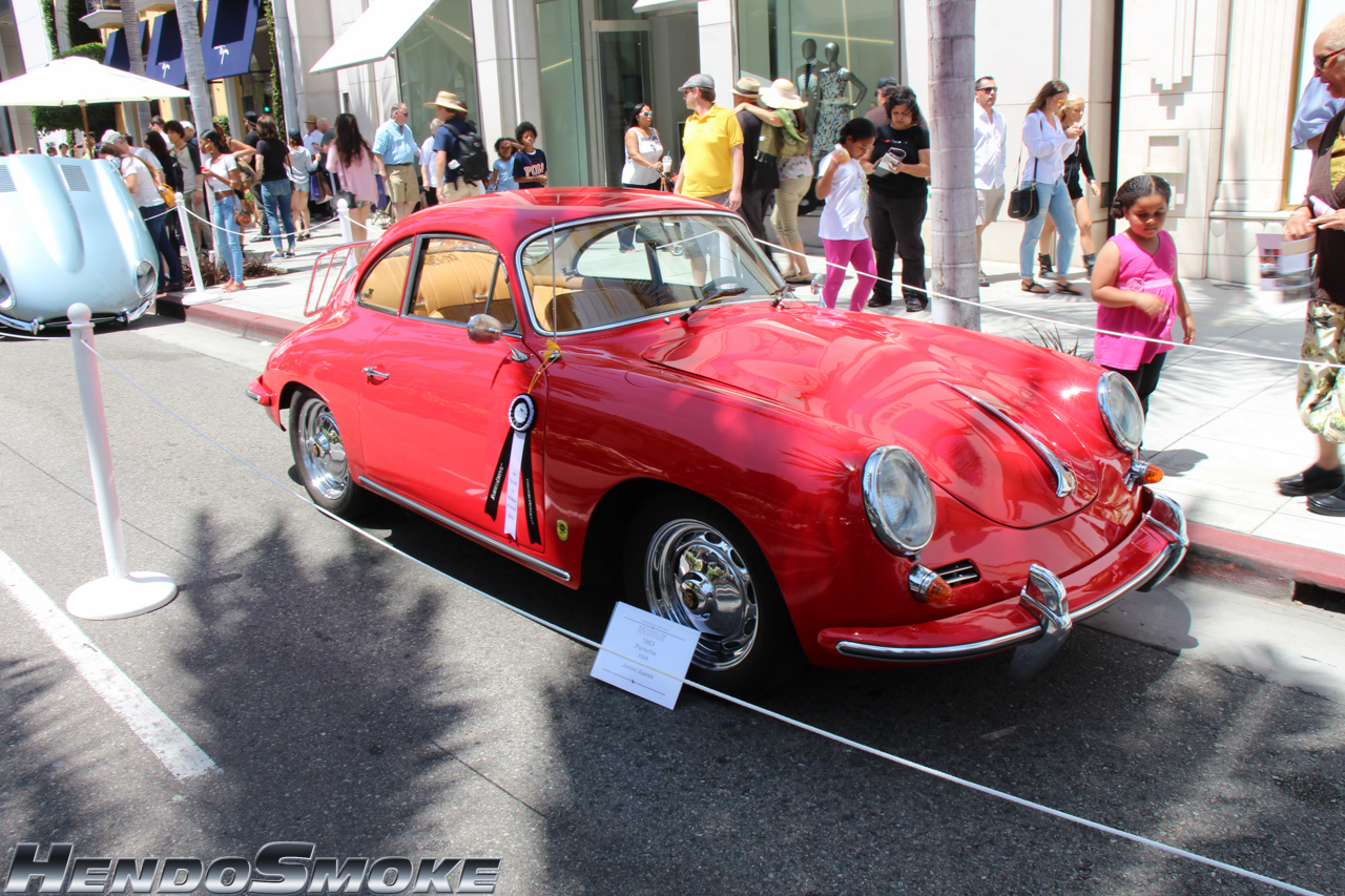 HendoSmoke - 2014 RODEO DRIVE CONCOURS D'ELEGANCE -376