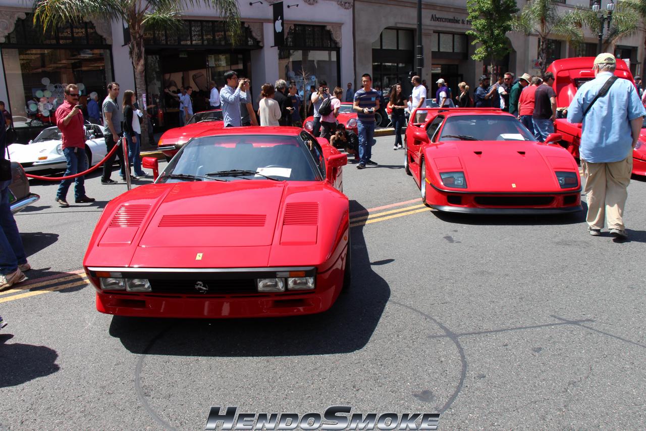 HendoSmoke - Concorso Ferrari Pasadena 2015-15
