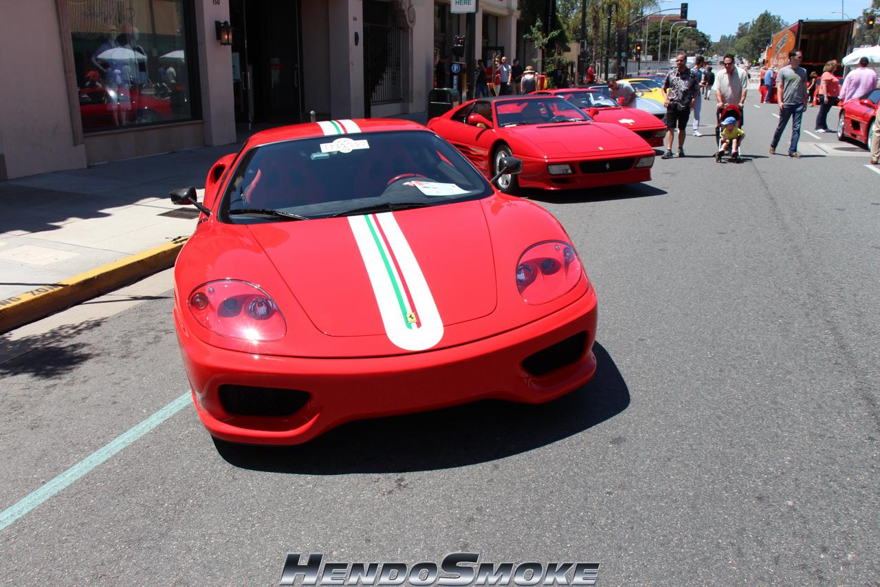 HendoSmoke - Concorso Ferrari Pasadena 2015-215