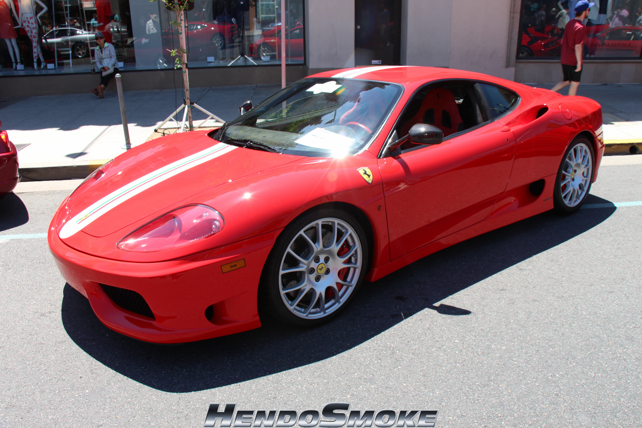 HendoSmoke - Concorso Ferrari Pasadena 2015-218