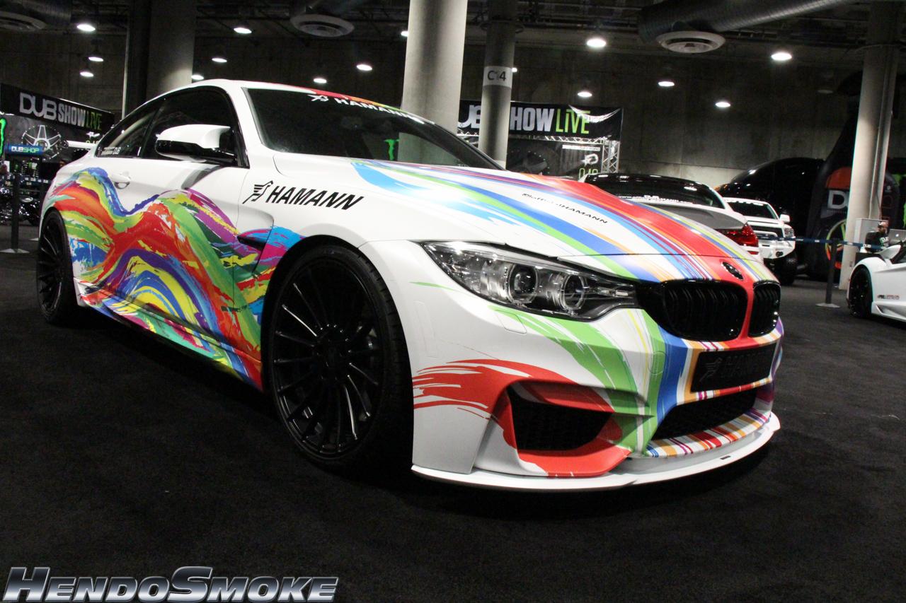 HendoSmoke - 2014 LA Auto Show-1177