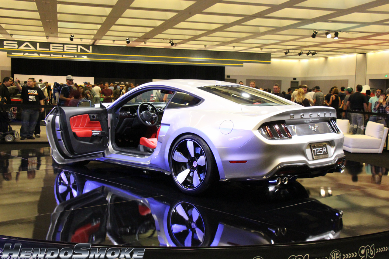 HendoSmoke - 2014 LA Auto Show-364