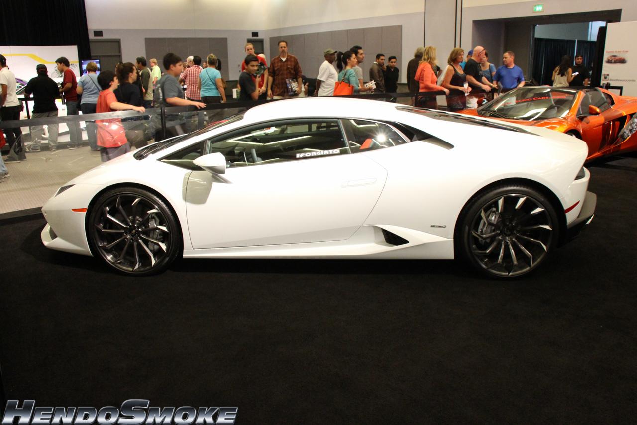 HendoSmoke - 2014 LA Auto Show-405