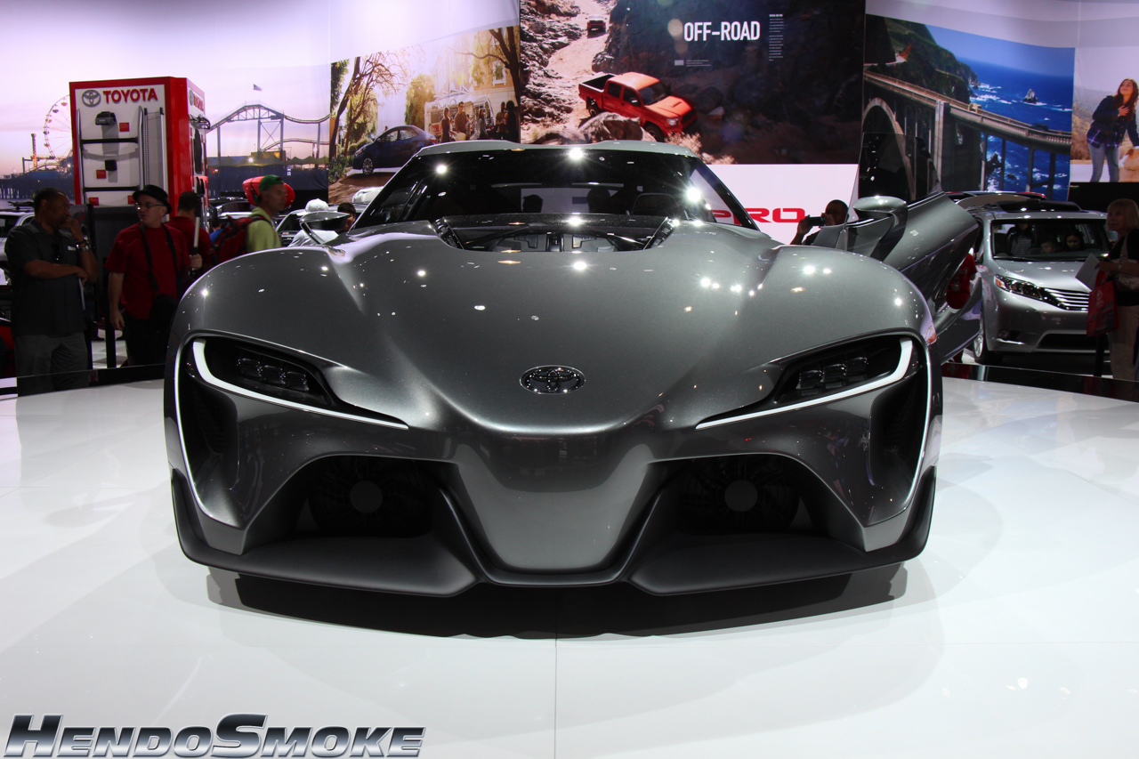 HendoSmoke - 2014 LA Auto Show-587