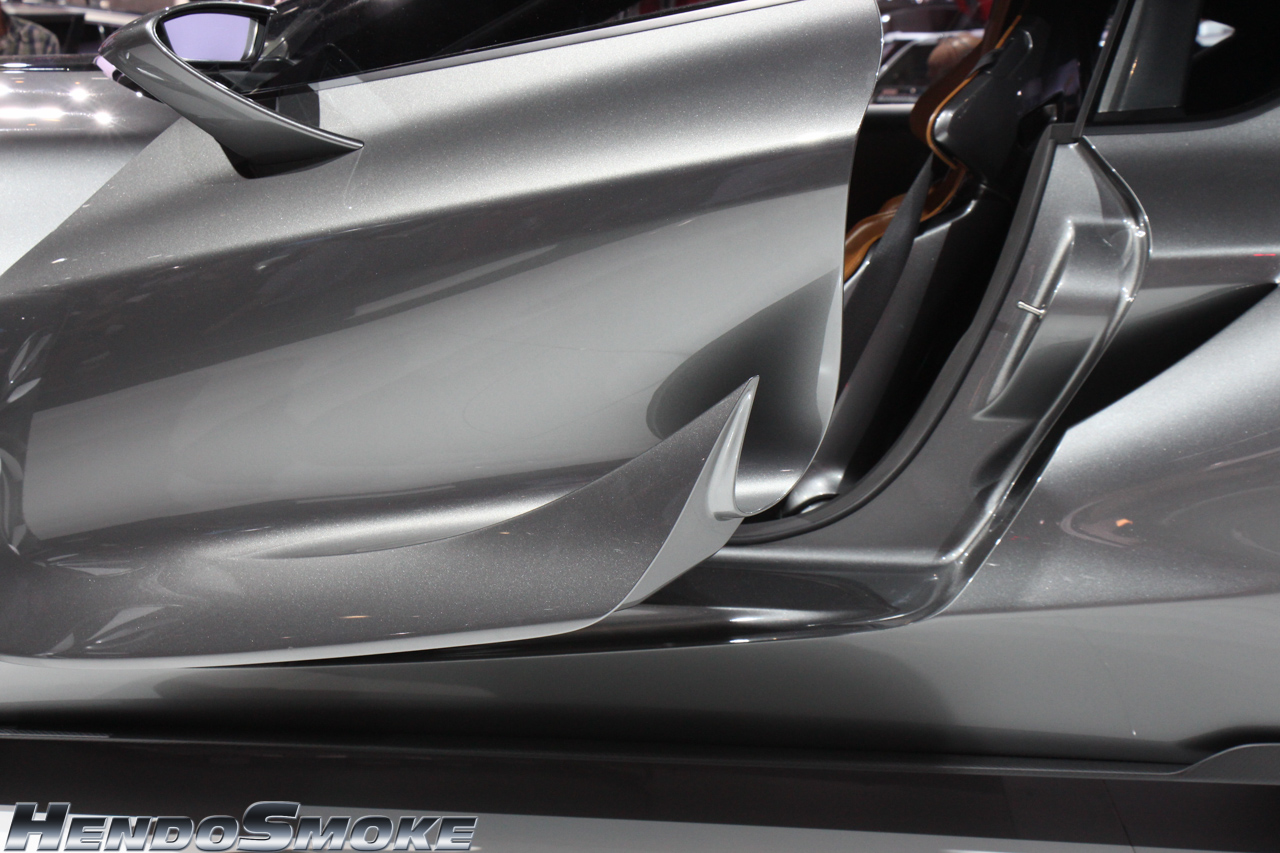 HendoSmoke - 2014 LA Auto Show-606