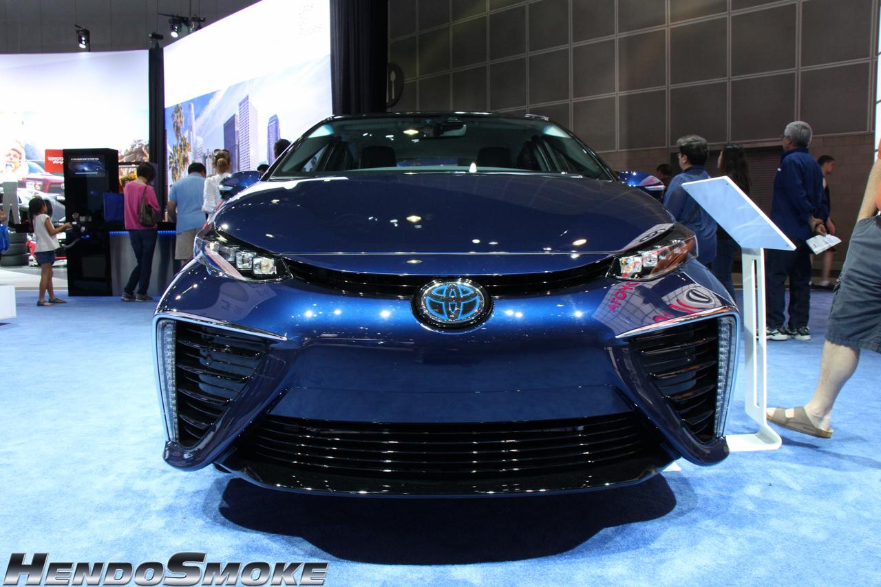 HendoSmoke - 2014 LA Auto Show-625
