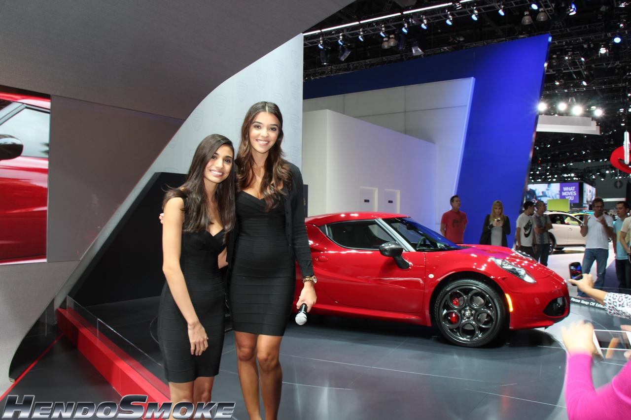 HendoSmoke - 2014 LA Auto Show-710