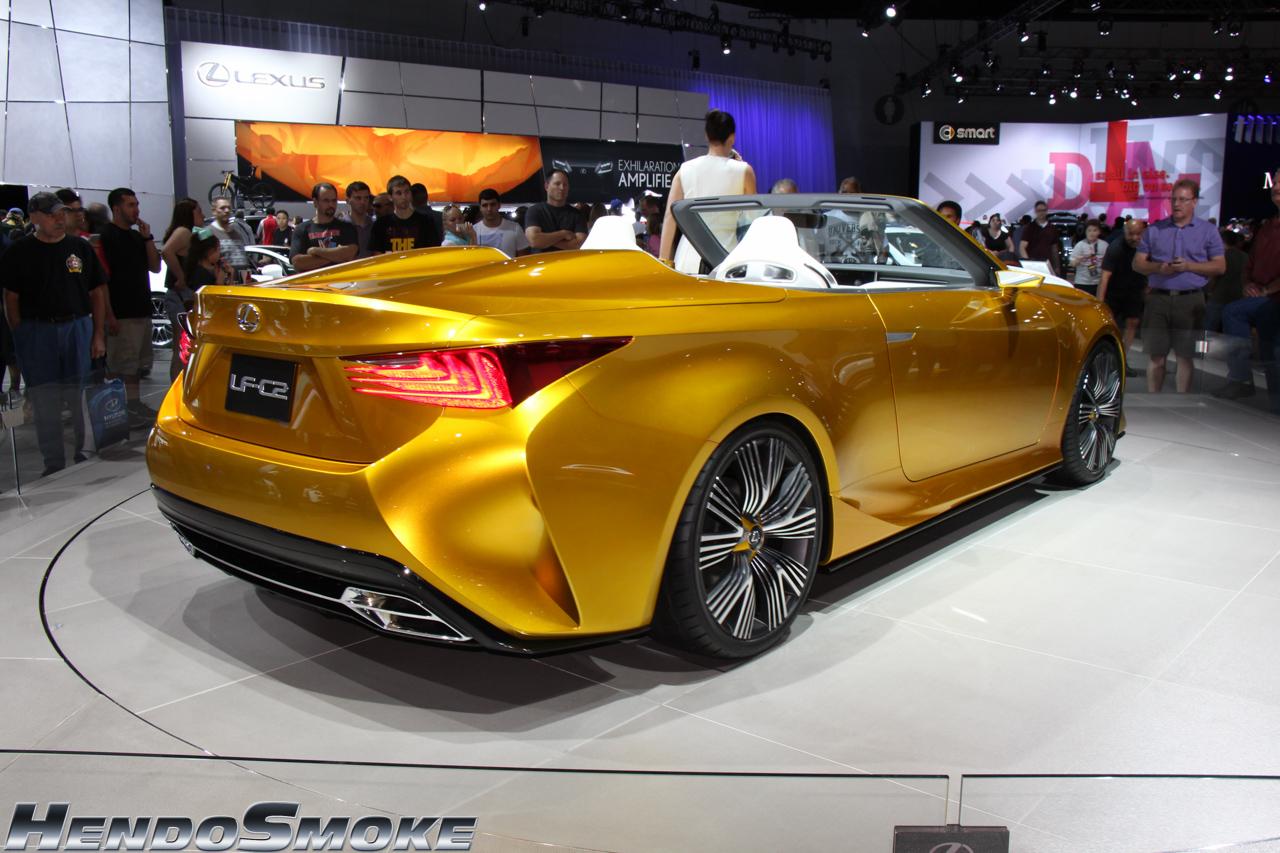 HendoSmoke - 2014 LA Auto Show-748