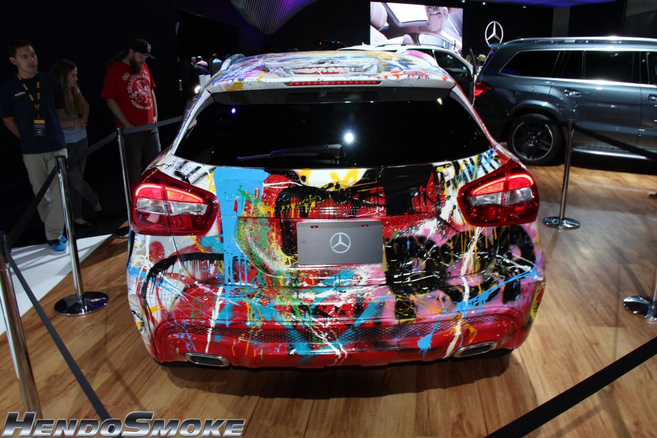 HendoSmoke - 2014 LA Auto Show-794