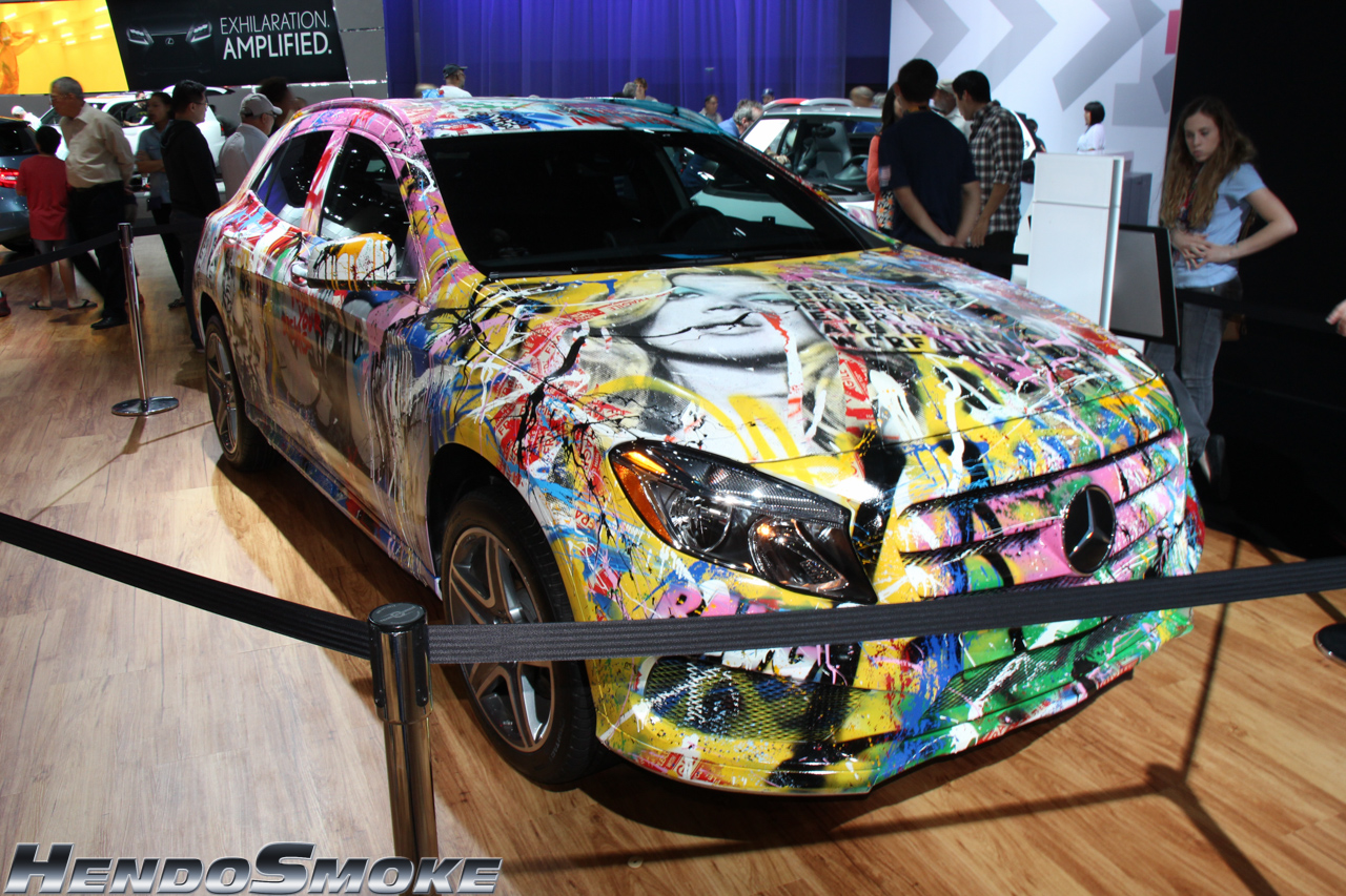 HendoSmoke - 2014 LA Auto Show-795
