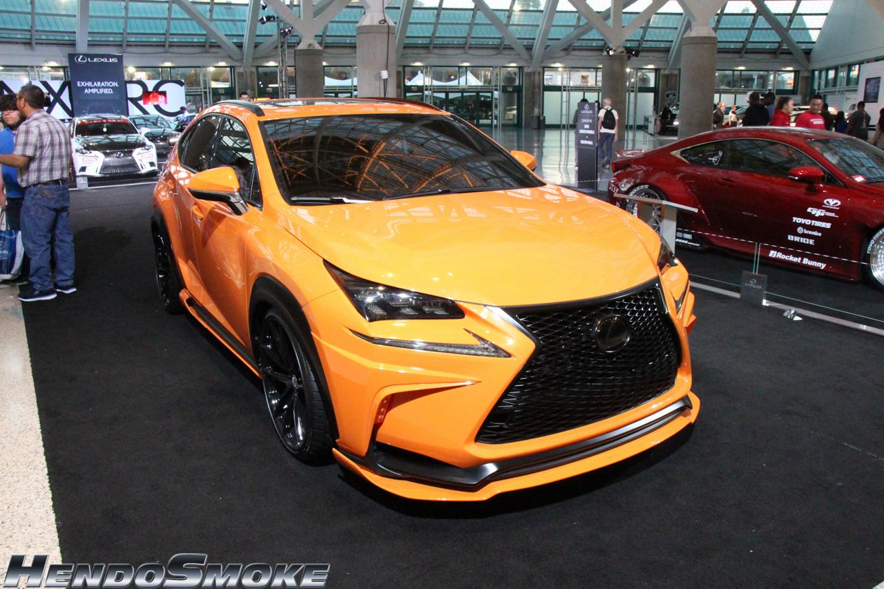 HendoSmoke - 2014 LA Auto Show-971