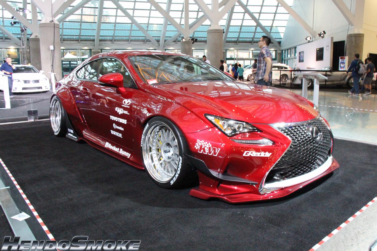 HendoSmoke - 2014 LA Auto Show-973