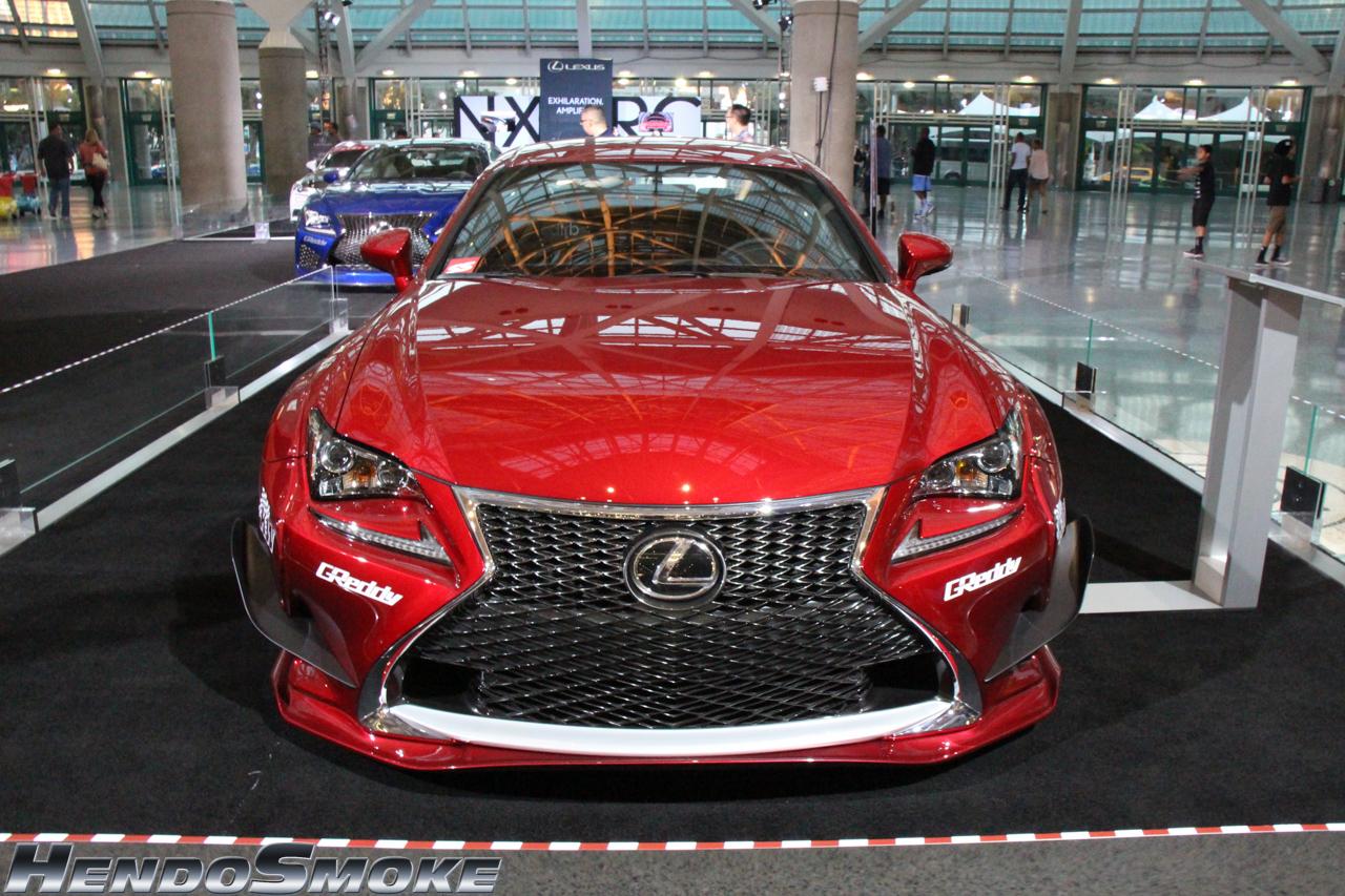 HendoSmoke - 2014 LA Auto Show-974