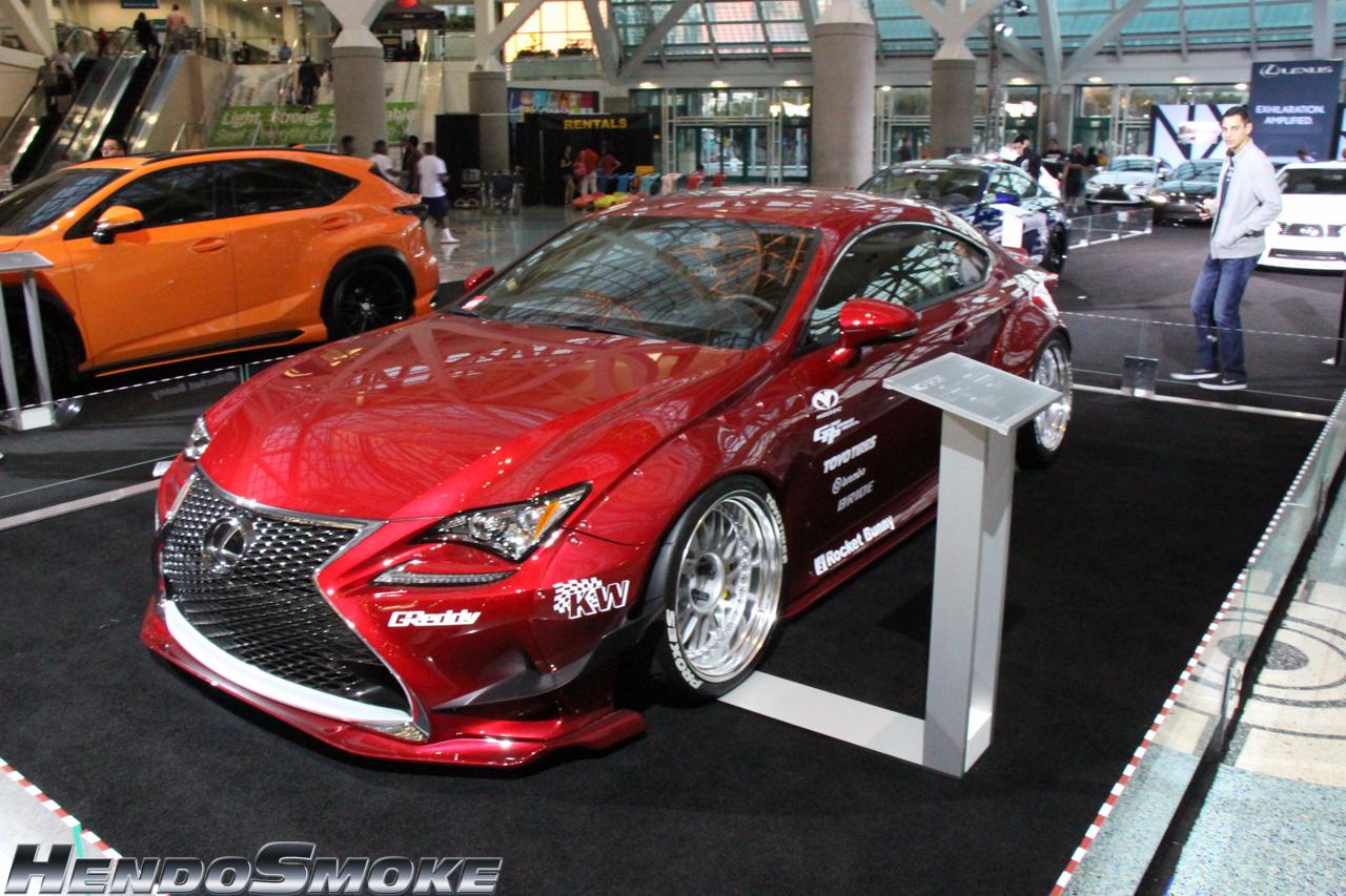 HendoSmoke - 2014 LA Auto Show-975