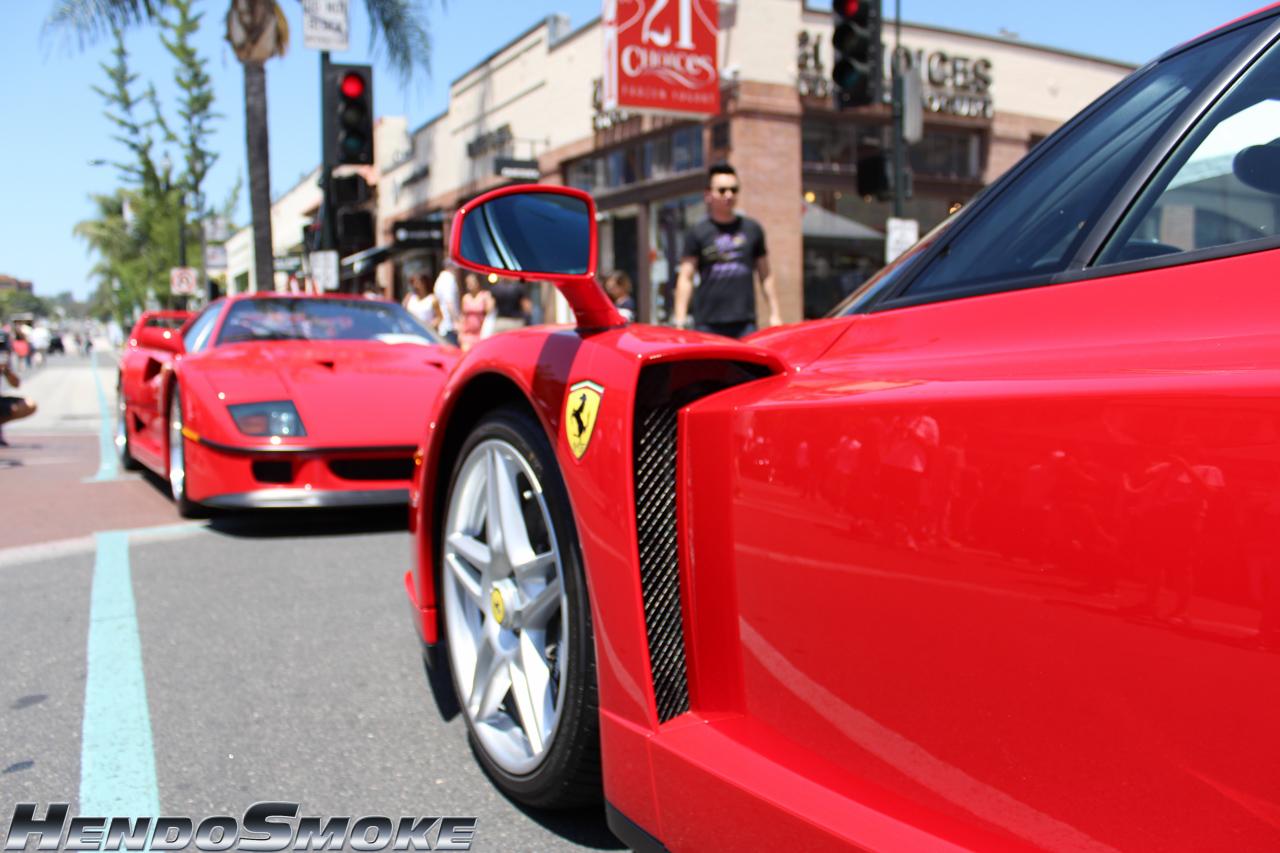 HendoSmoke - Concorso Ferrari -Pasadena 2013-204