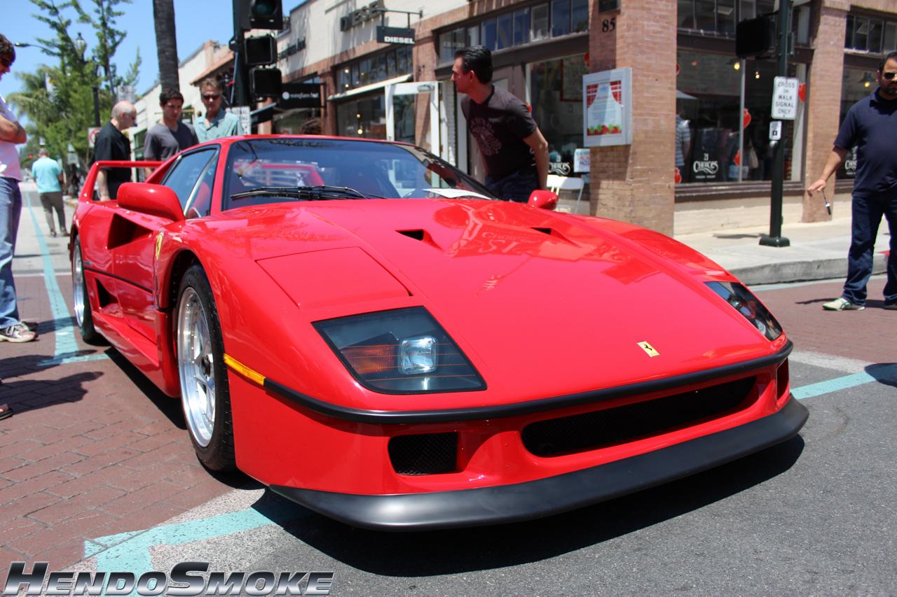 HendoSmoke - Concorso Ferrari -Pasadena 2013-208