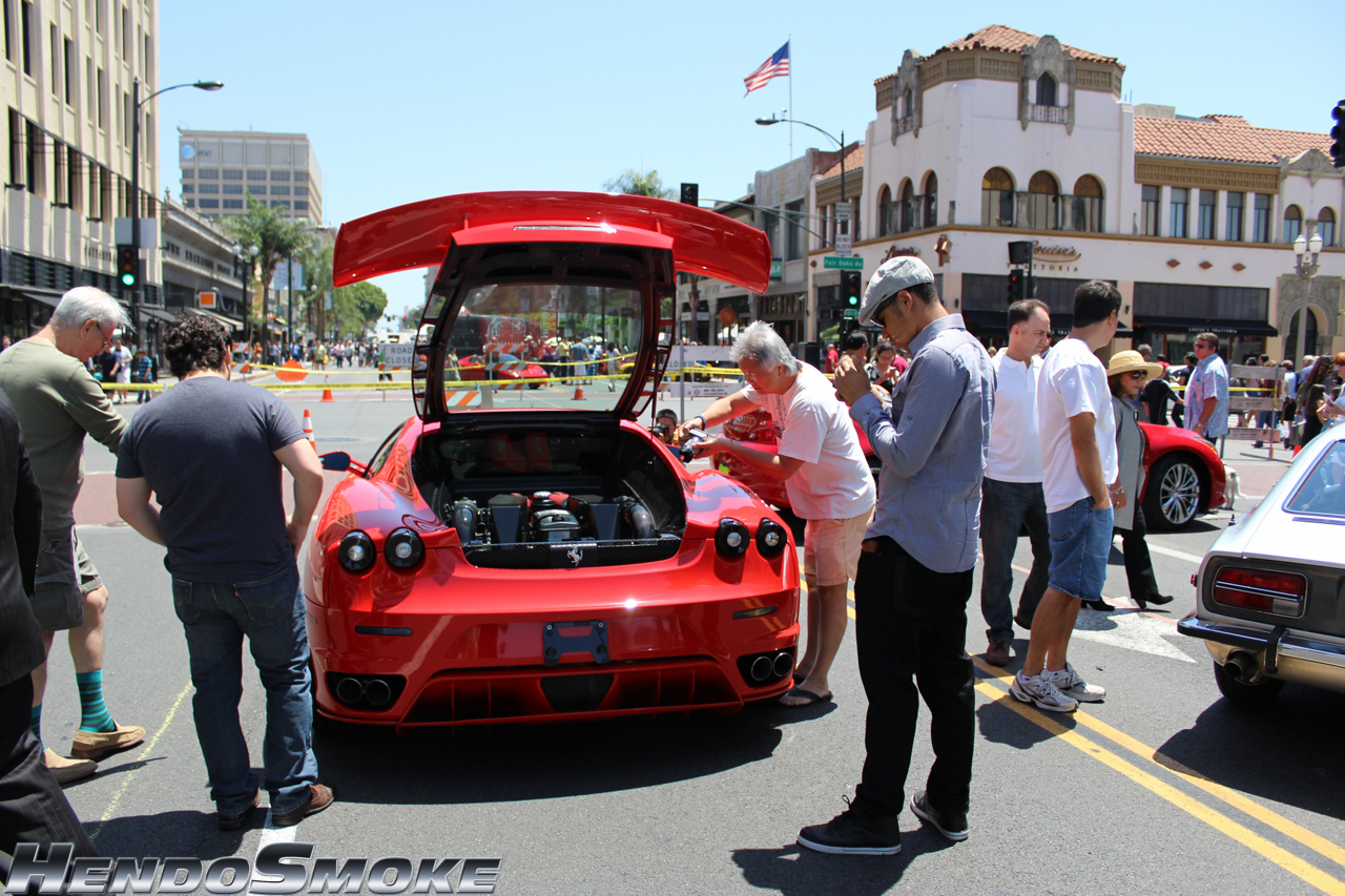 HendoSmoke - Concorso Ferrari -Pasadena 2013-337