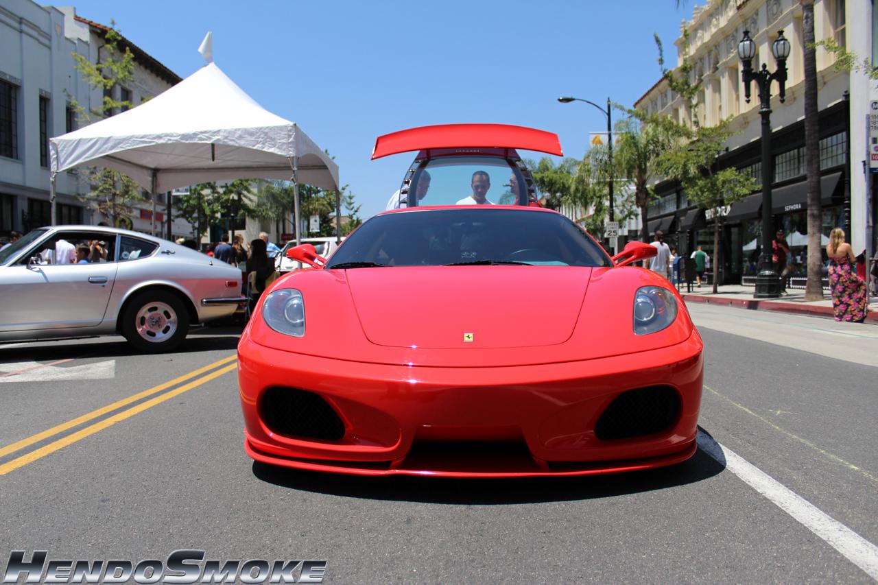 HendoSmoke - Concorso Ferrari -Pasadena 2013-355