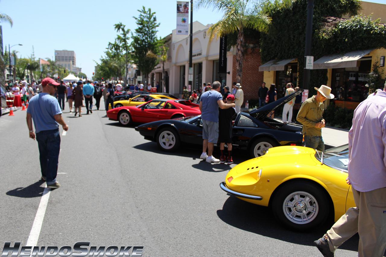 HendoSmoke - Concorso Ferrari -Pasadena 2013-4
