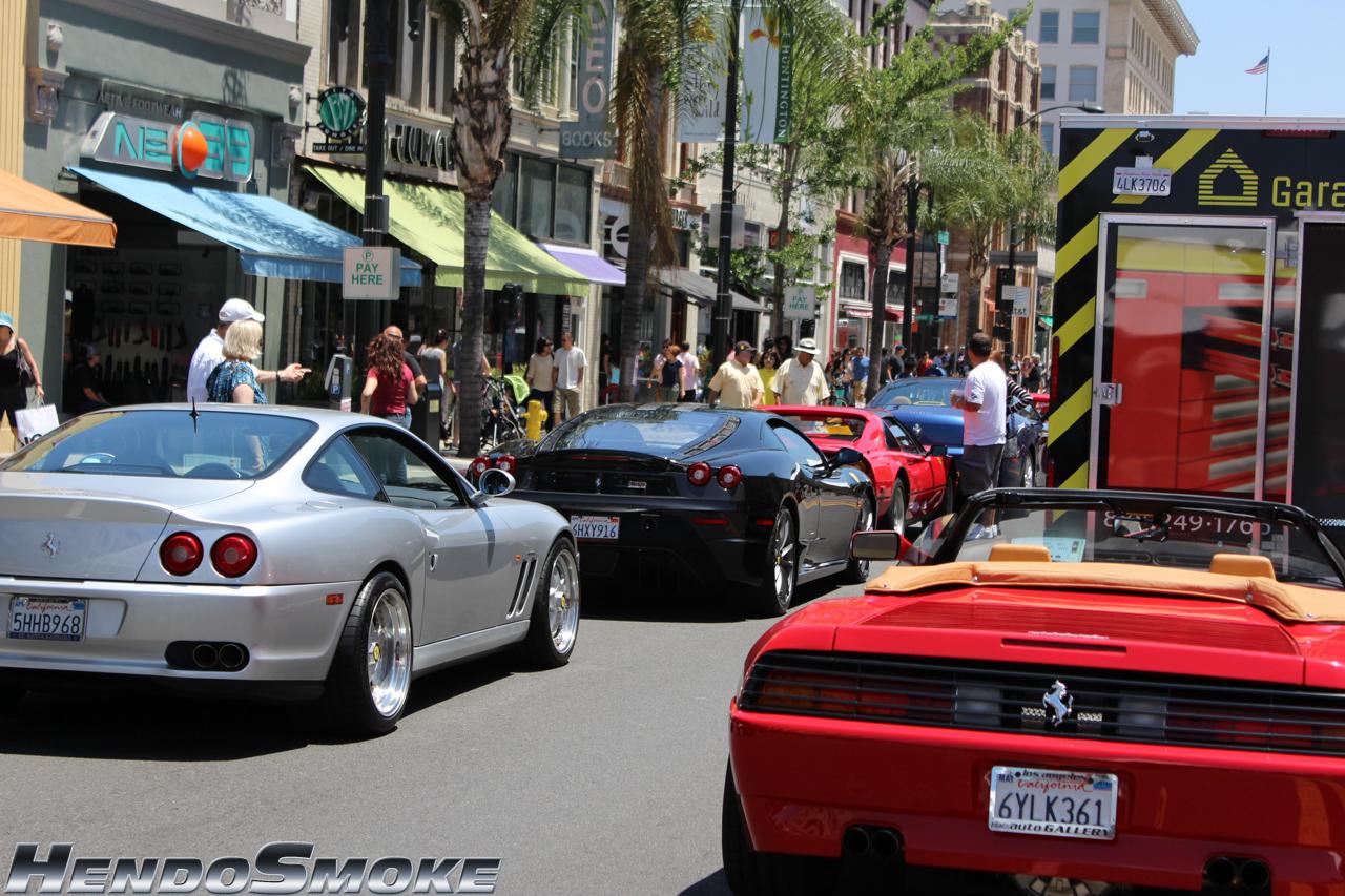 HendoSmoke - Concorso Ferrari -Pasadena 2013-420