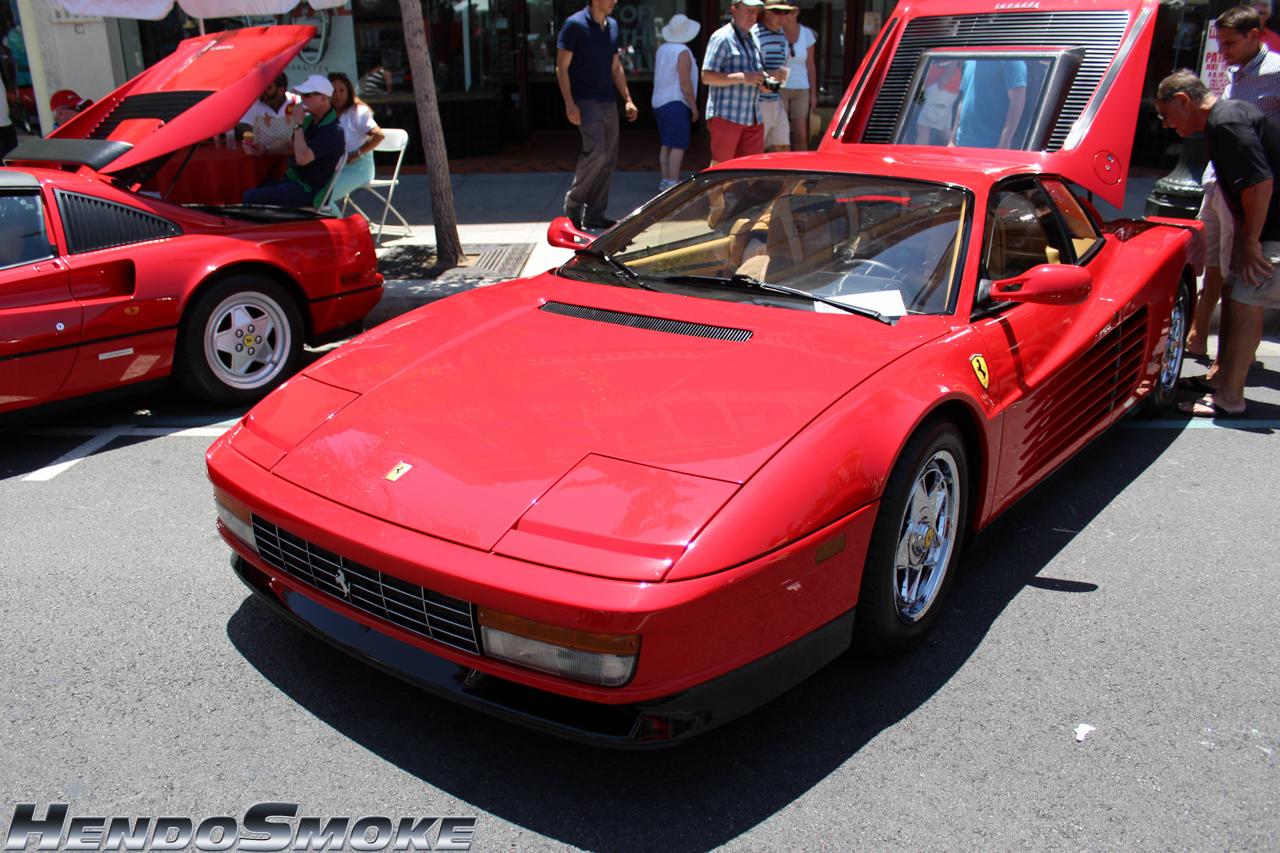HendoSmoke - Concorso Ferrari -Pasadena 2013-421