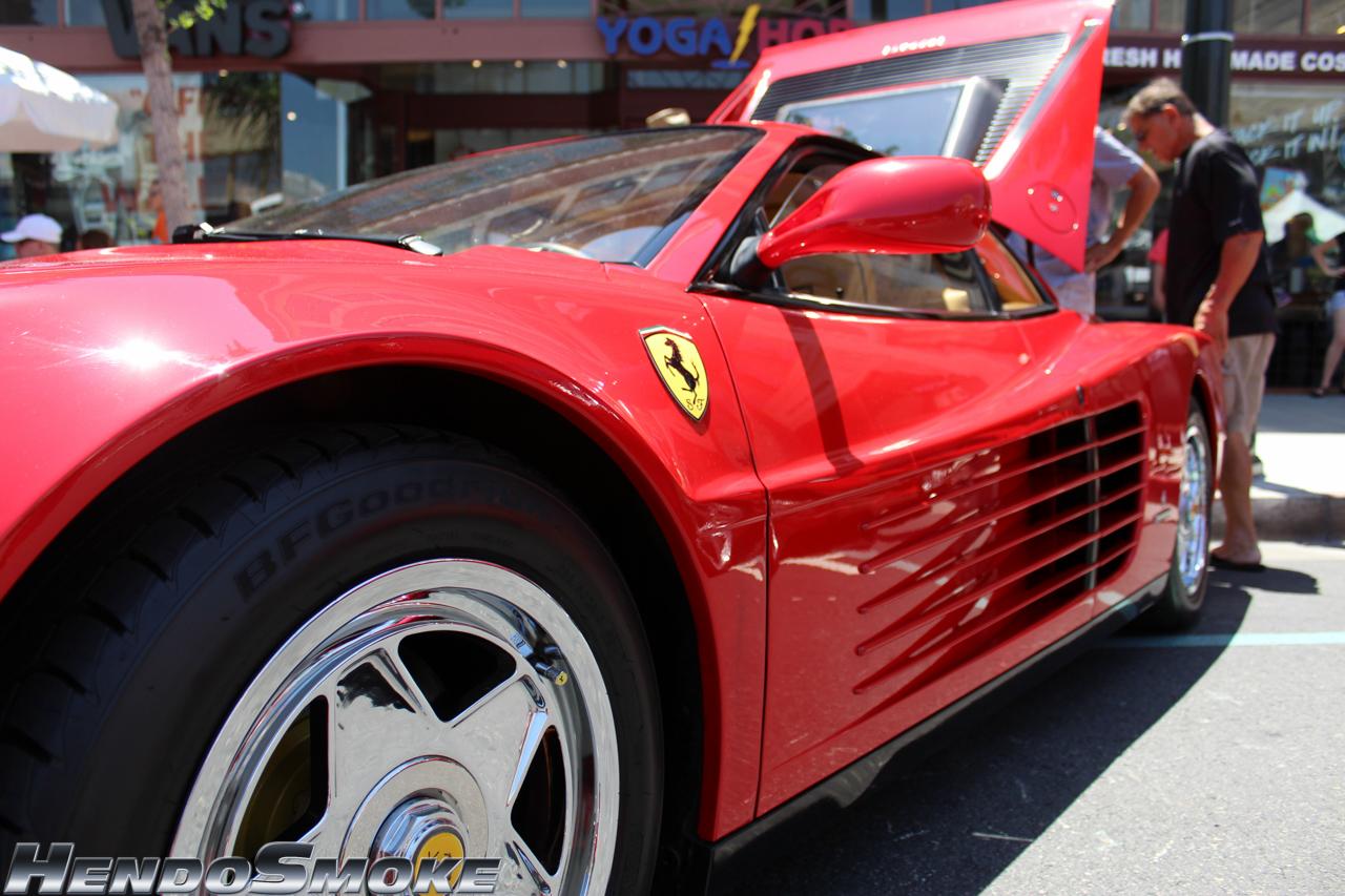 HendoSmoke - Concorso Ferrari -Pasadena 2013-422