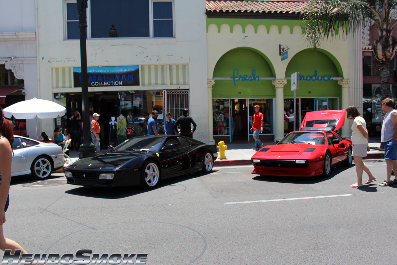 HendoSmoke - Concorso Ferrari -Pasadena 2013-509