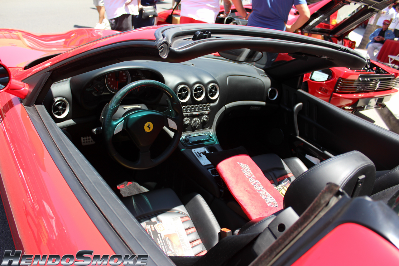 HendoSmoke - Concorso Ferrari -Pasadena 2013-519