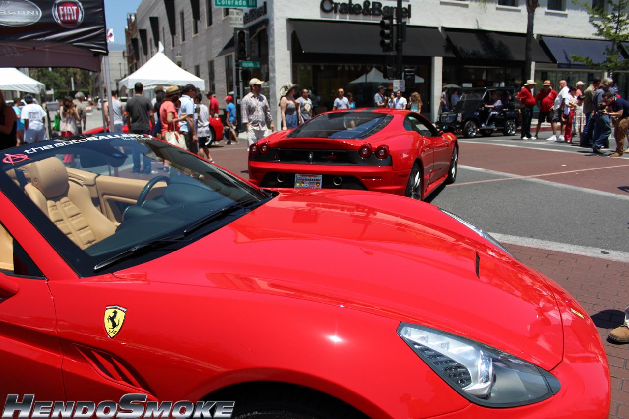 HendoSmoke - Concorso Ferrari -Pasadena 2013-580