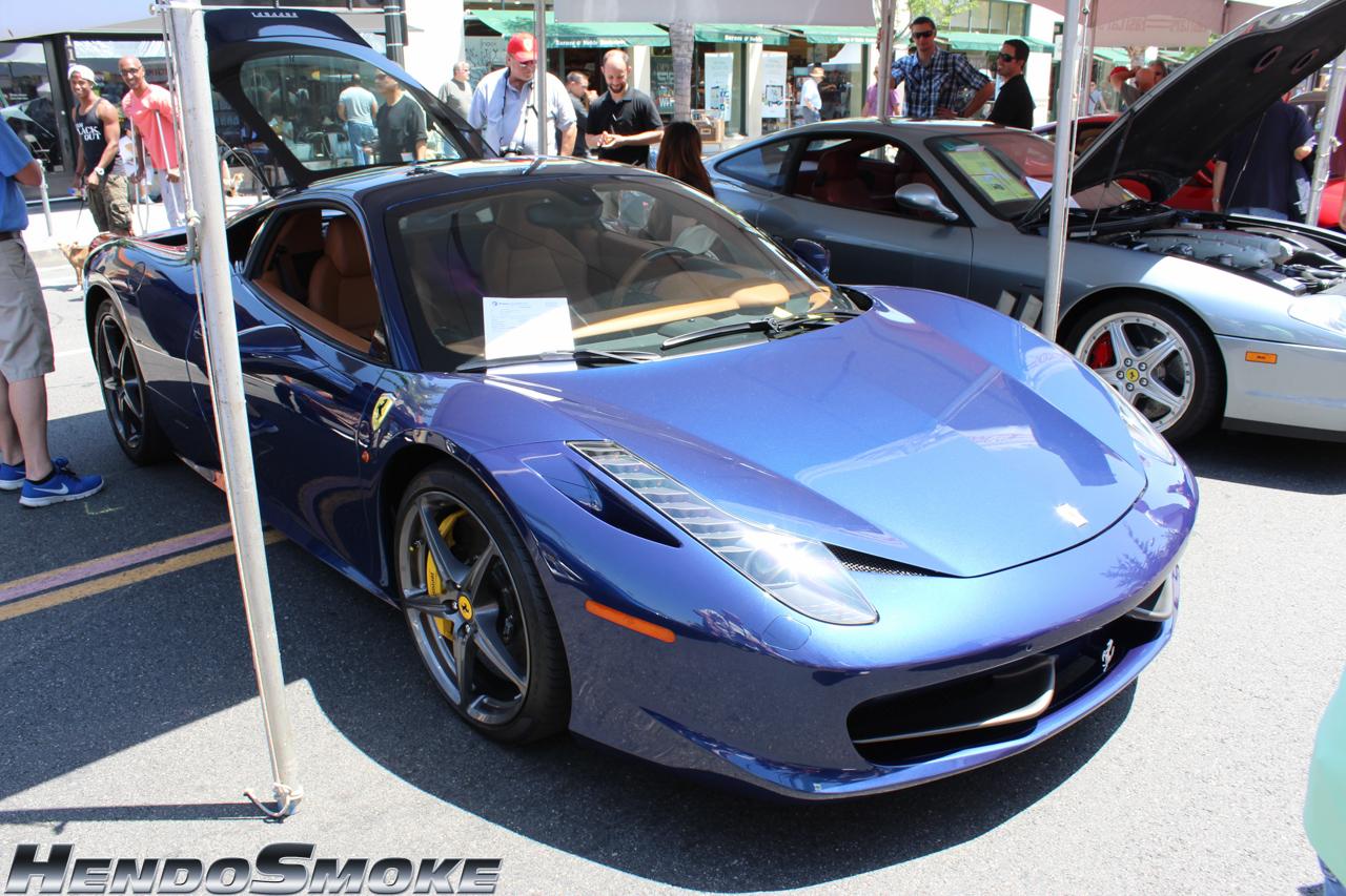 HendoSmoke - Concorso Ferrari -Pasadena 2013-76