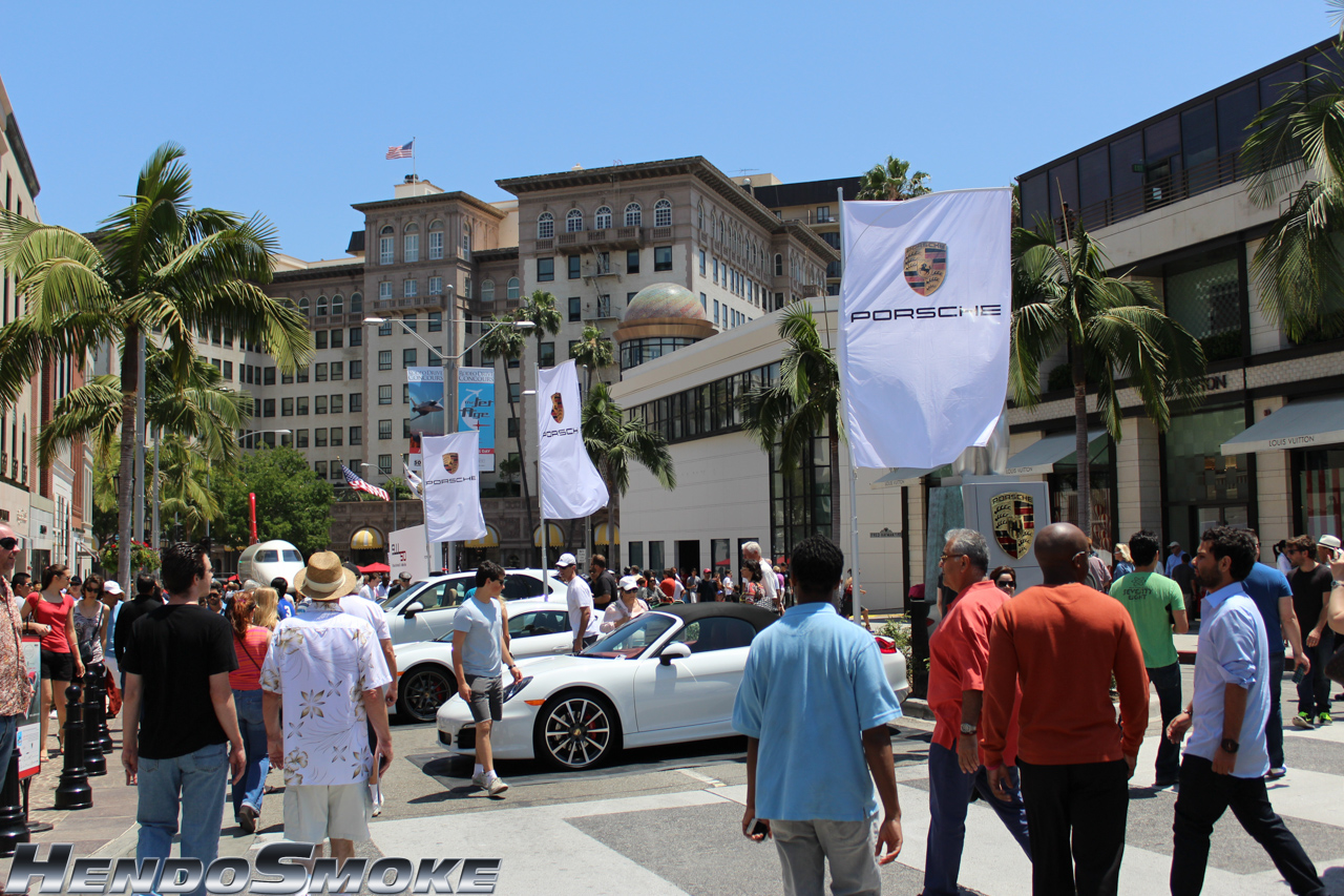 HendoSmoke - RODEO DRIVE CONCOURS D'ELEGANCE-365