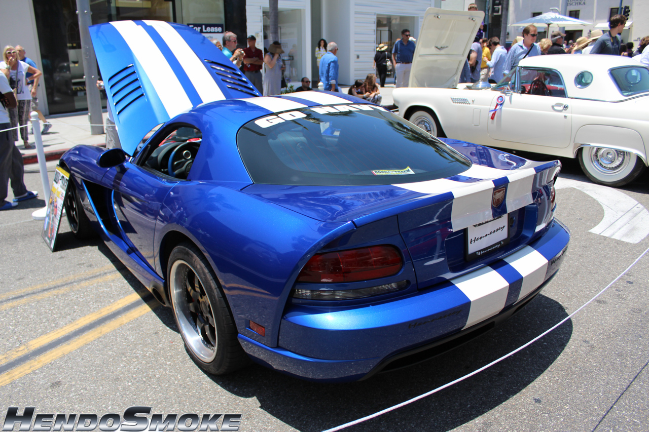 HendoSmoke - RODEO DRIVE CONCOURS D'ELEGANCE-45