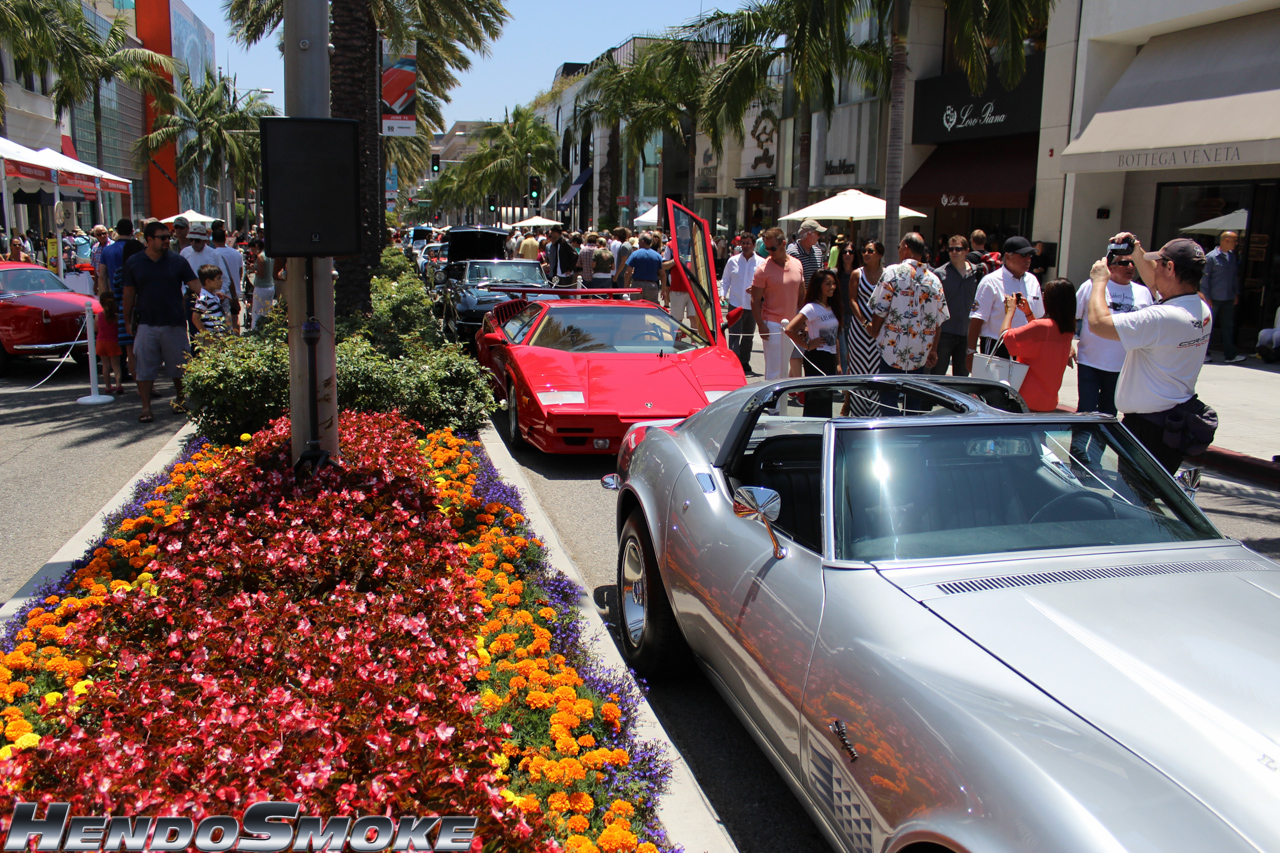 HendoSmoke - RODEO DRIVE CONCOURS D'ELEGANCE-48