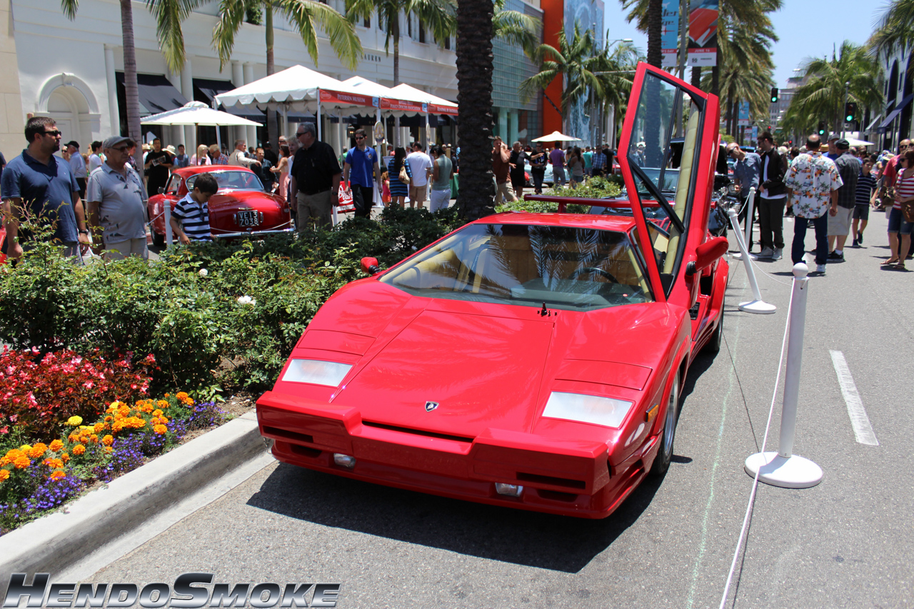 HendoSmoke - RODEO DRIVE CONCOURS D'ELEGANCE-49