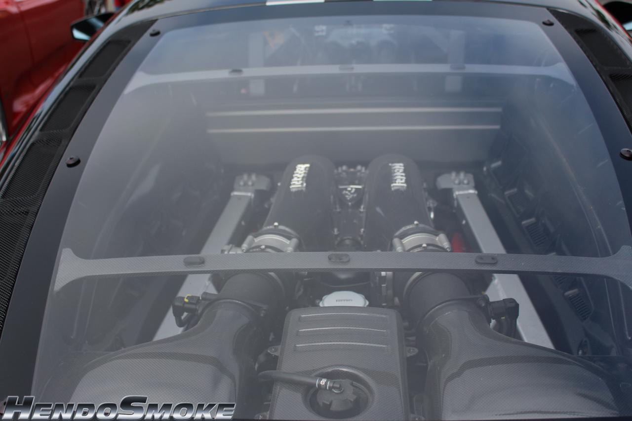 HendoSmoke - SuperCar Sunday - Ferrari 2013-141