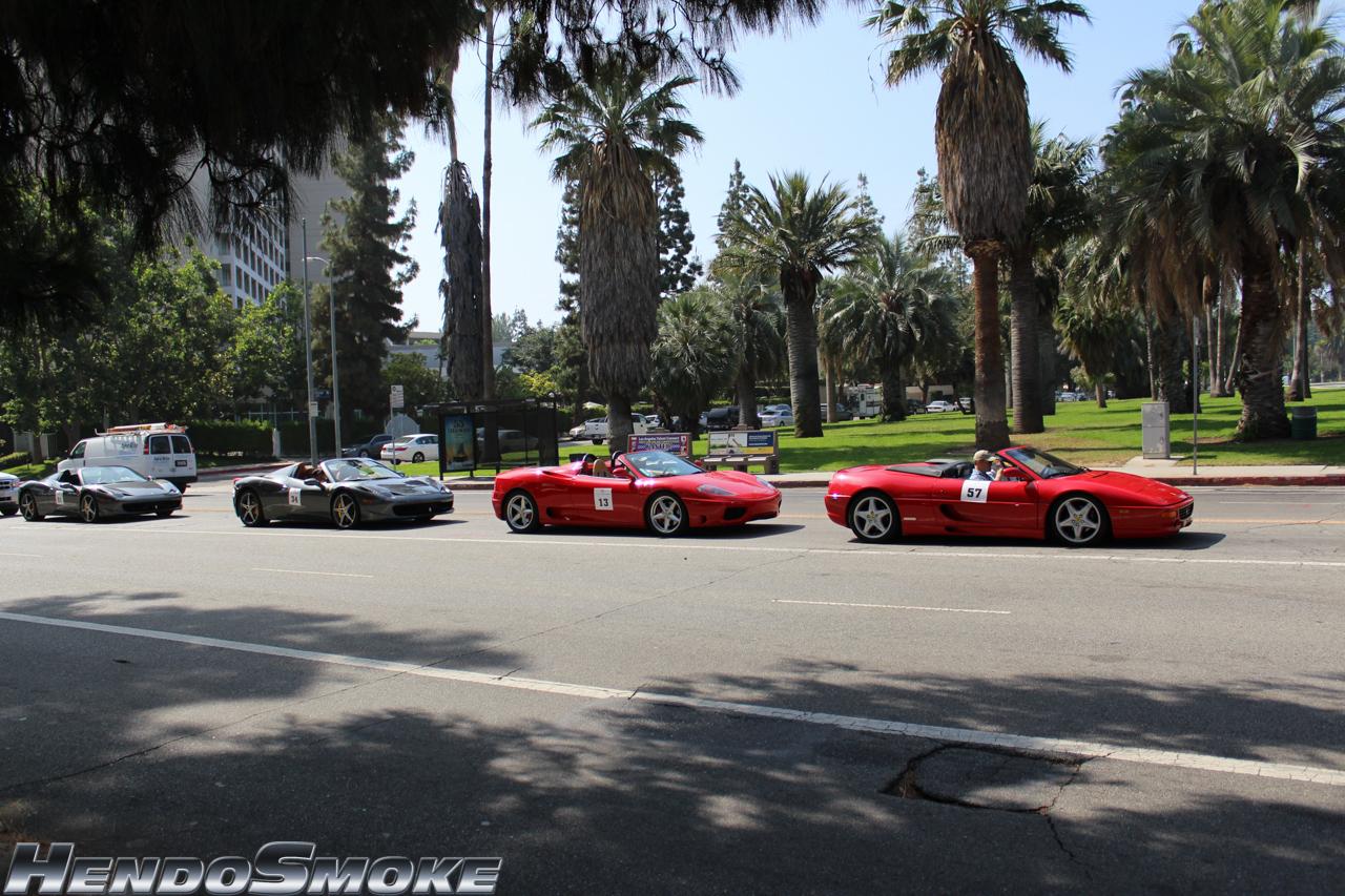 HendoSmoke - SuperCar Sunday - Ferrari 2013-333