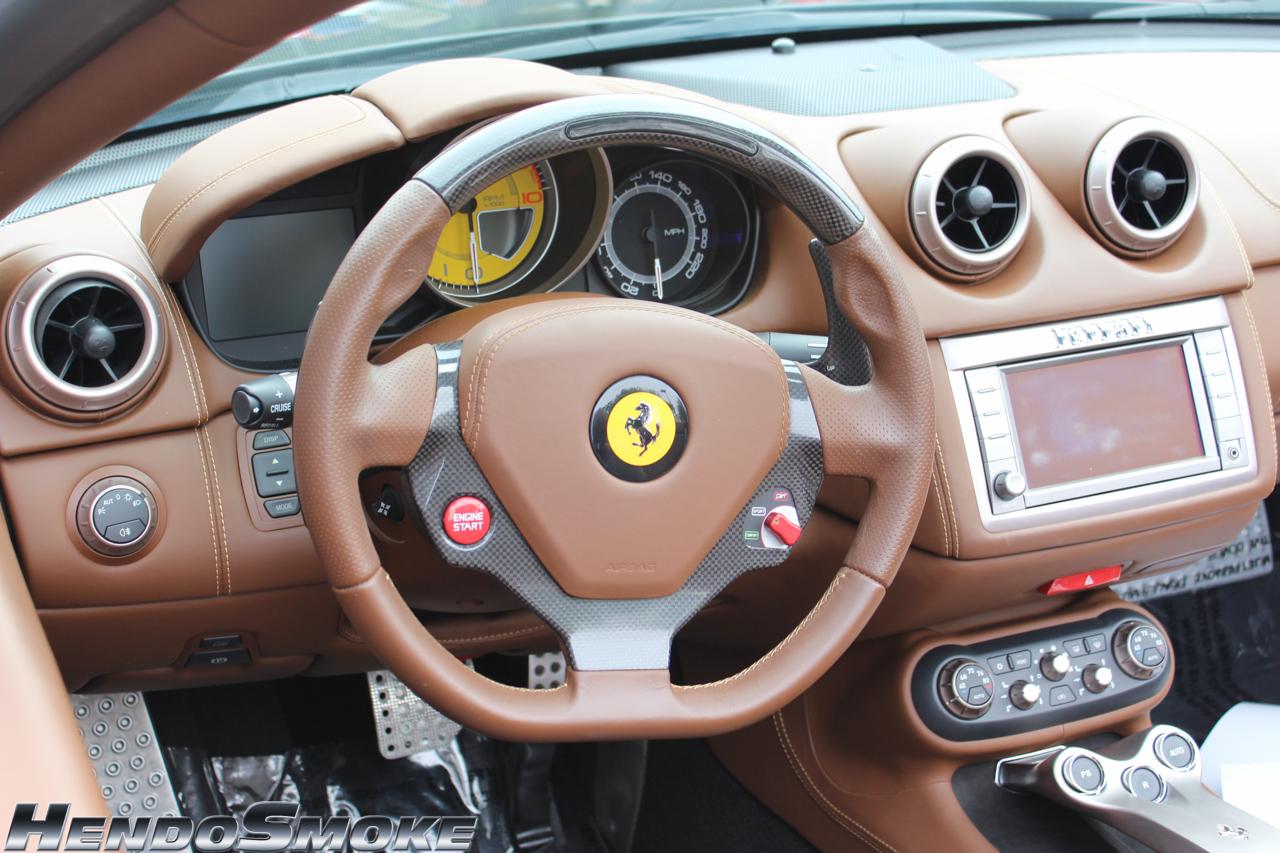 HendoSmoke - SuperCar Sunday - Ferrari 2013-37