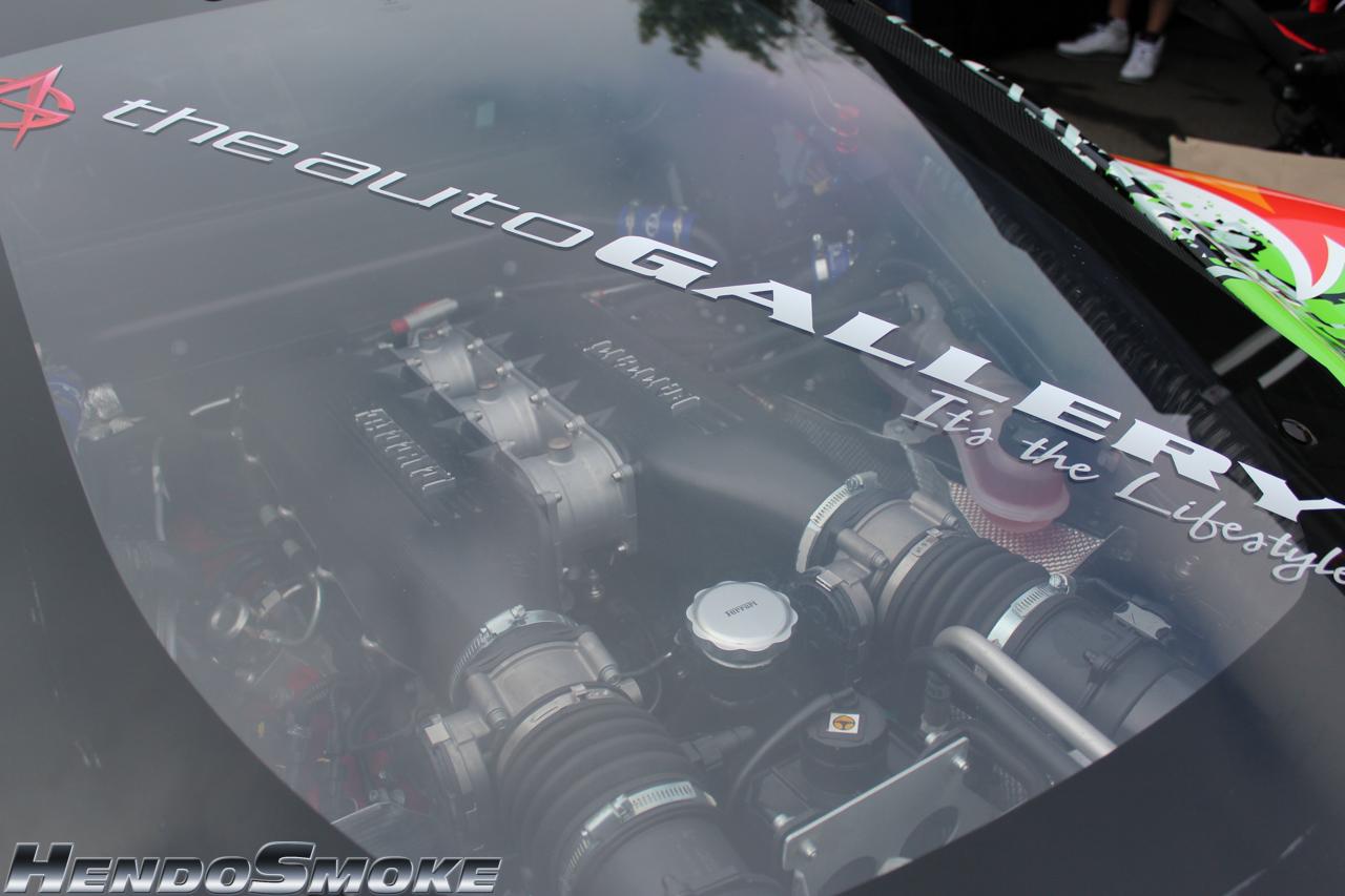 HendoSmoke - SuperCar Sunday - Ferrari 2013-45
