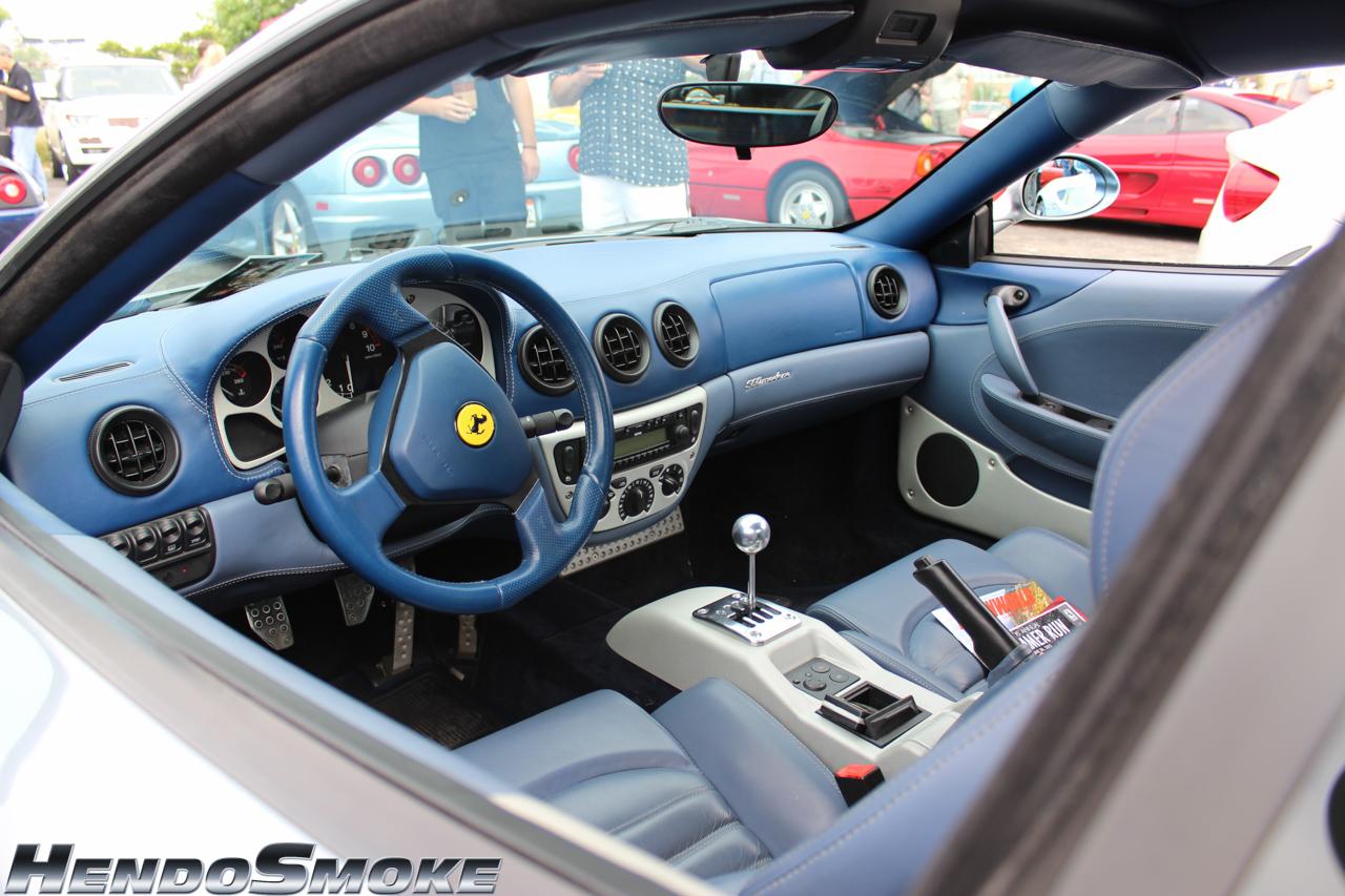 HendoSmoke - SuperCar Sunday - Ferrari 2013-84