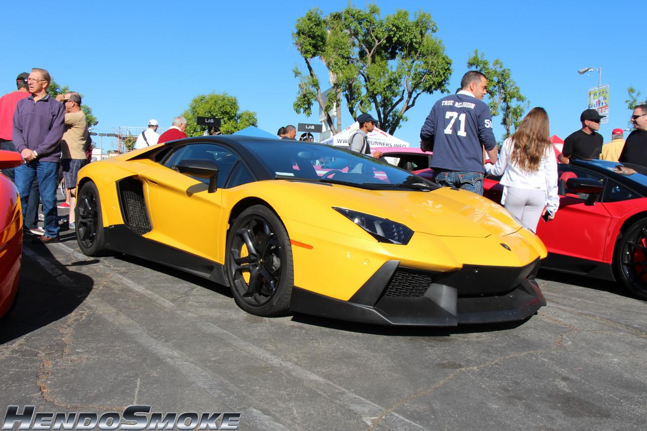 HendoSmoke - Lamborghini Day 040614-45