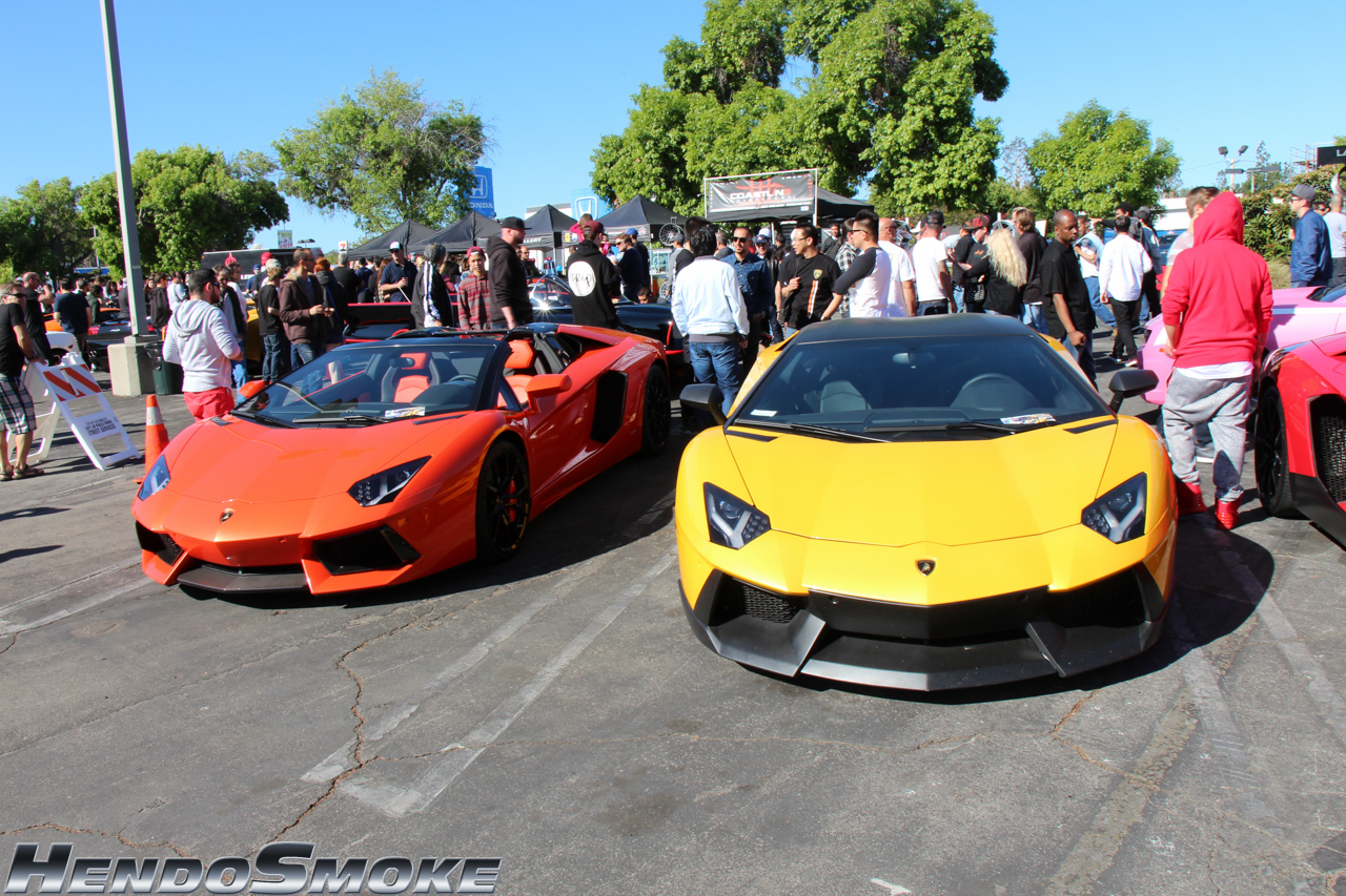HendoSmoke - Lamborghini Day 040614-60