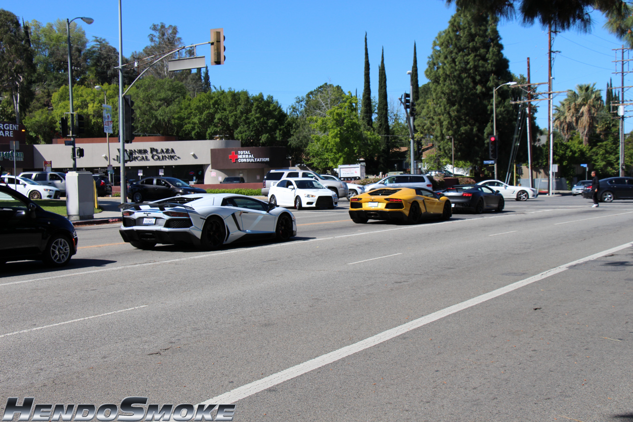 HendoSmoke - Lamborghini Day 040614-73