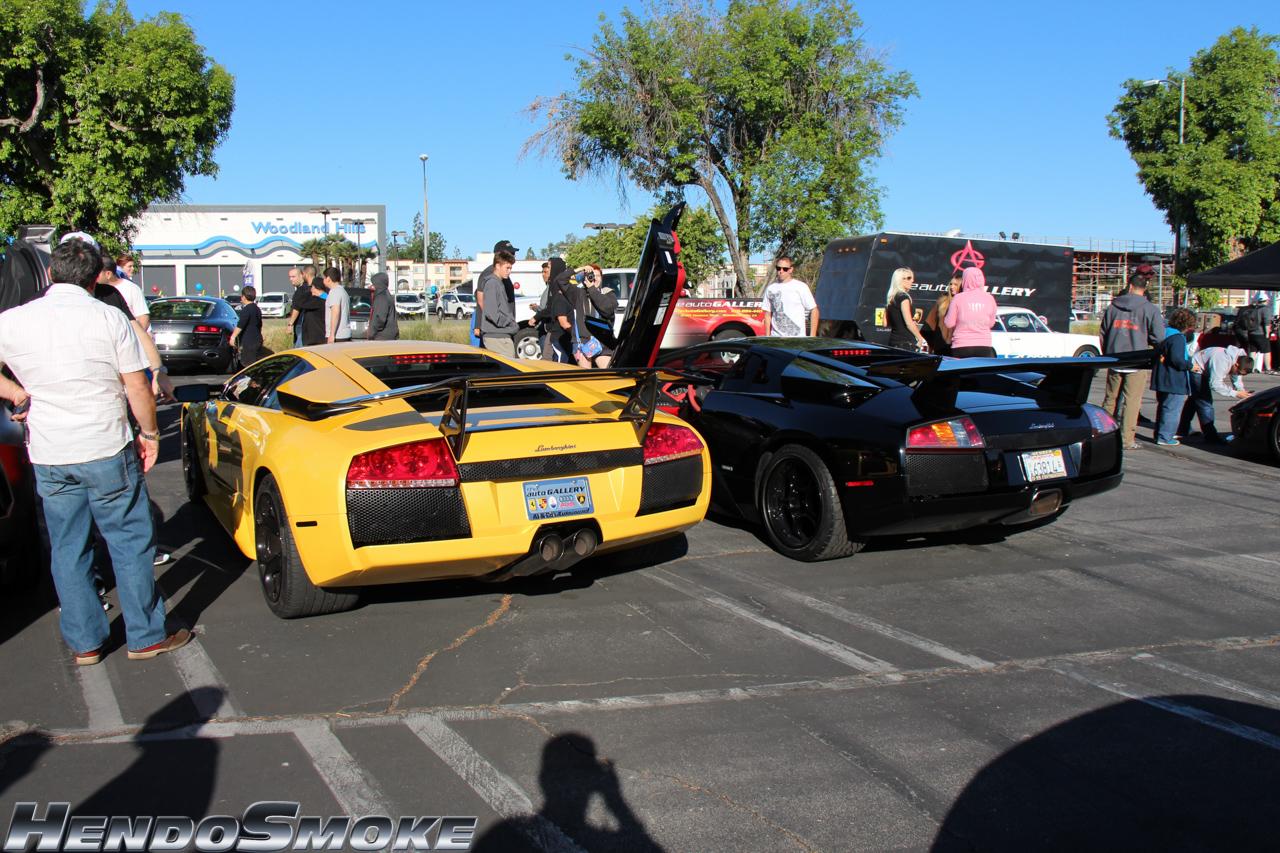 HendoSmoke - Lamborghini Day 040614-8