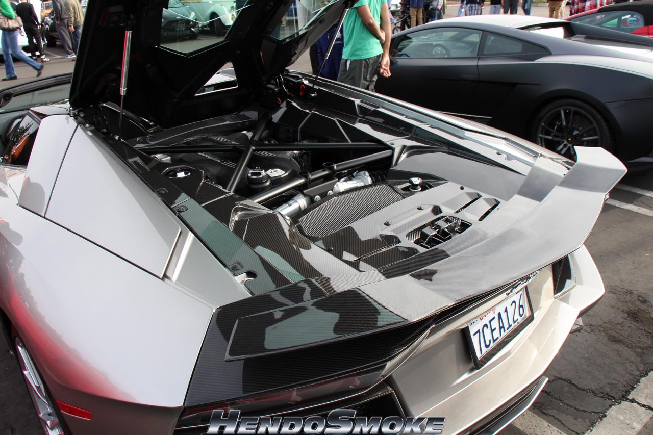 HendoSmoke - 2014 Supercar Sunday Motor4Toys -52
